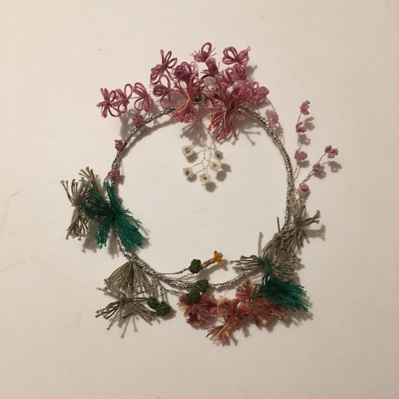 kuwatani botanical wreath no. 2