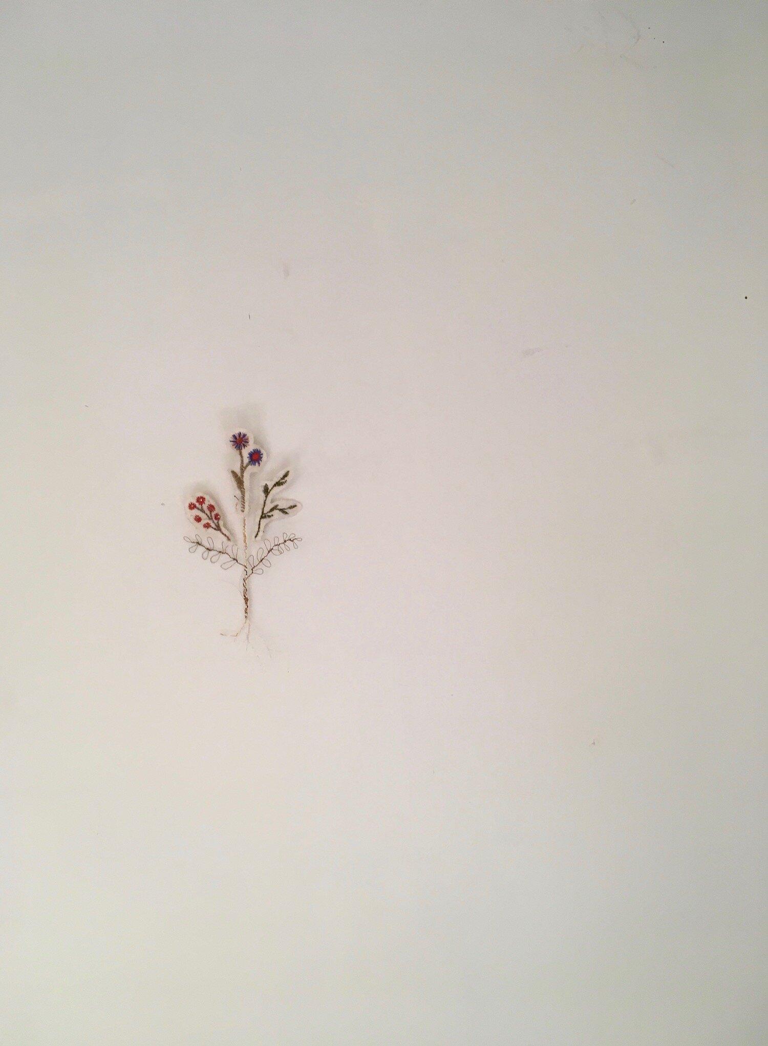 wallflower bouquet no. 1