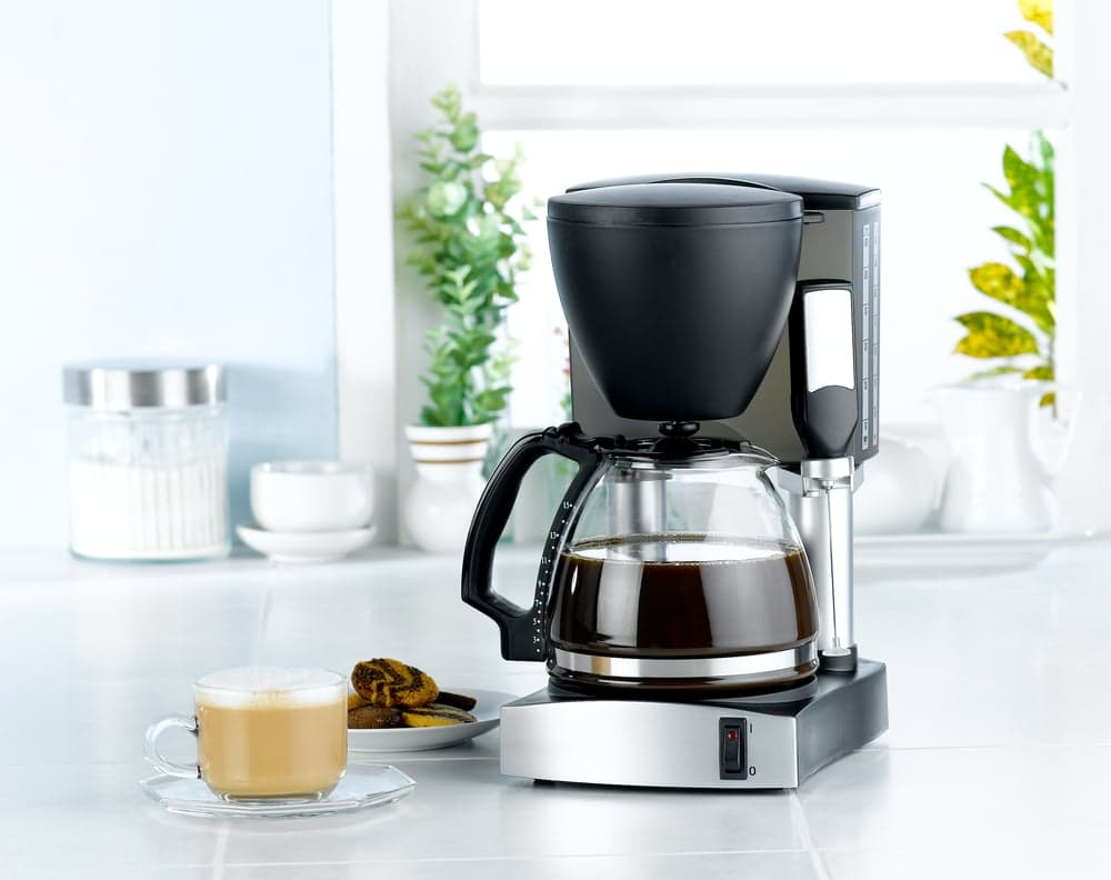 Brewing Kopi Luwak with an Electric Coffee Machine