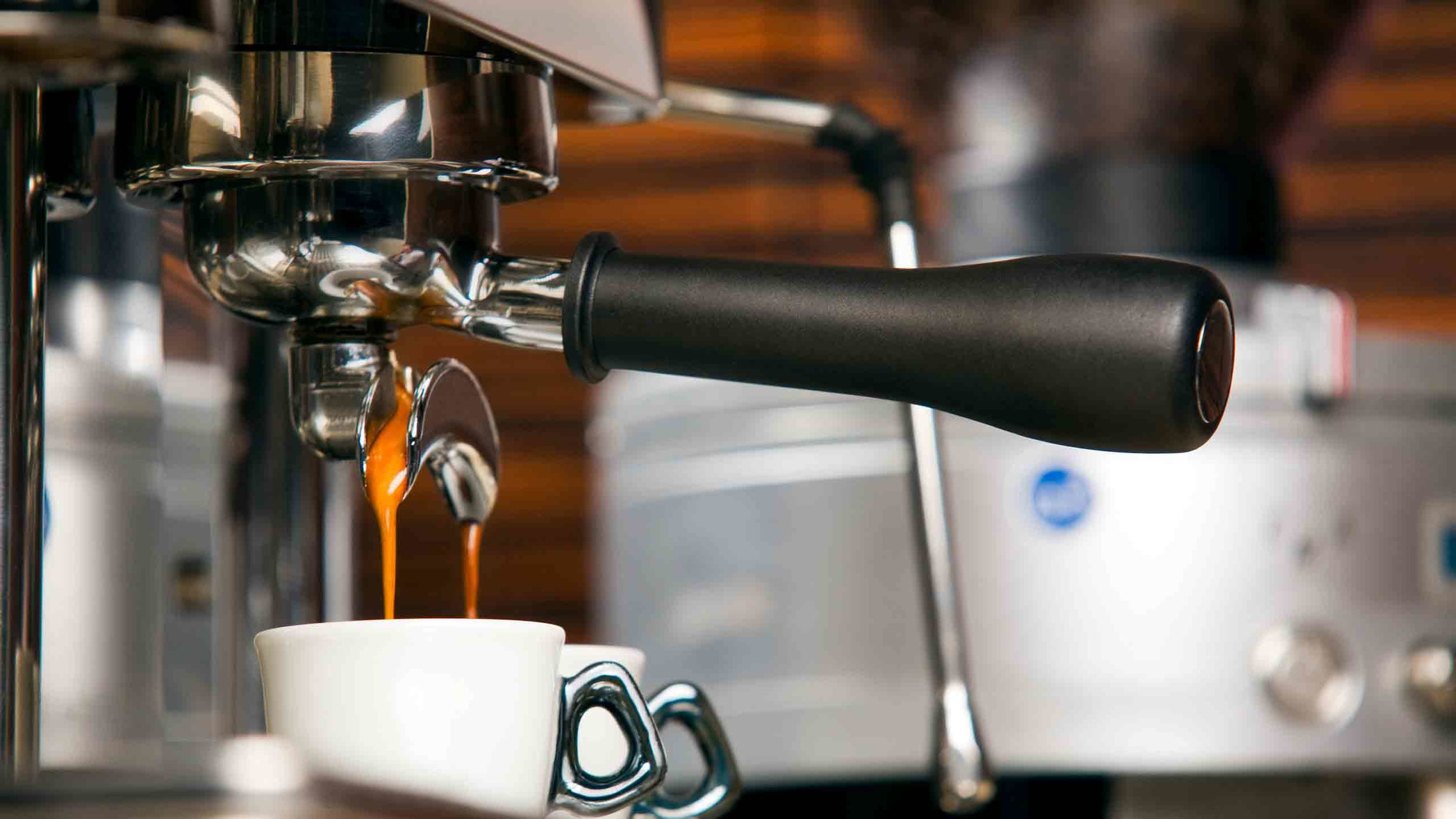 Brewing Kopi Luwak with an Espresso Machine