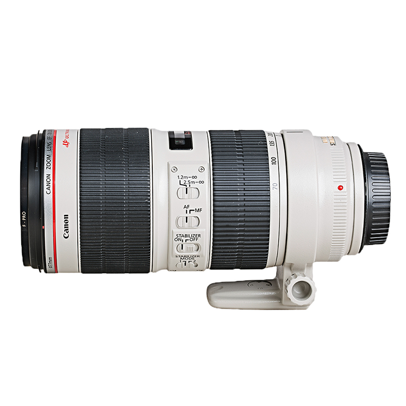 Canon lens 70-200mm f/2.8L IS II USM