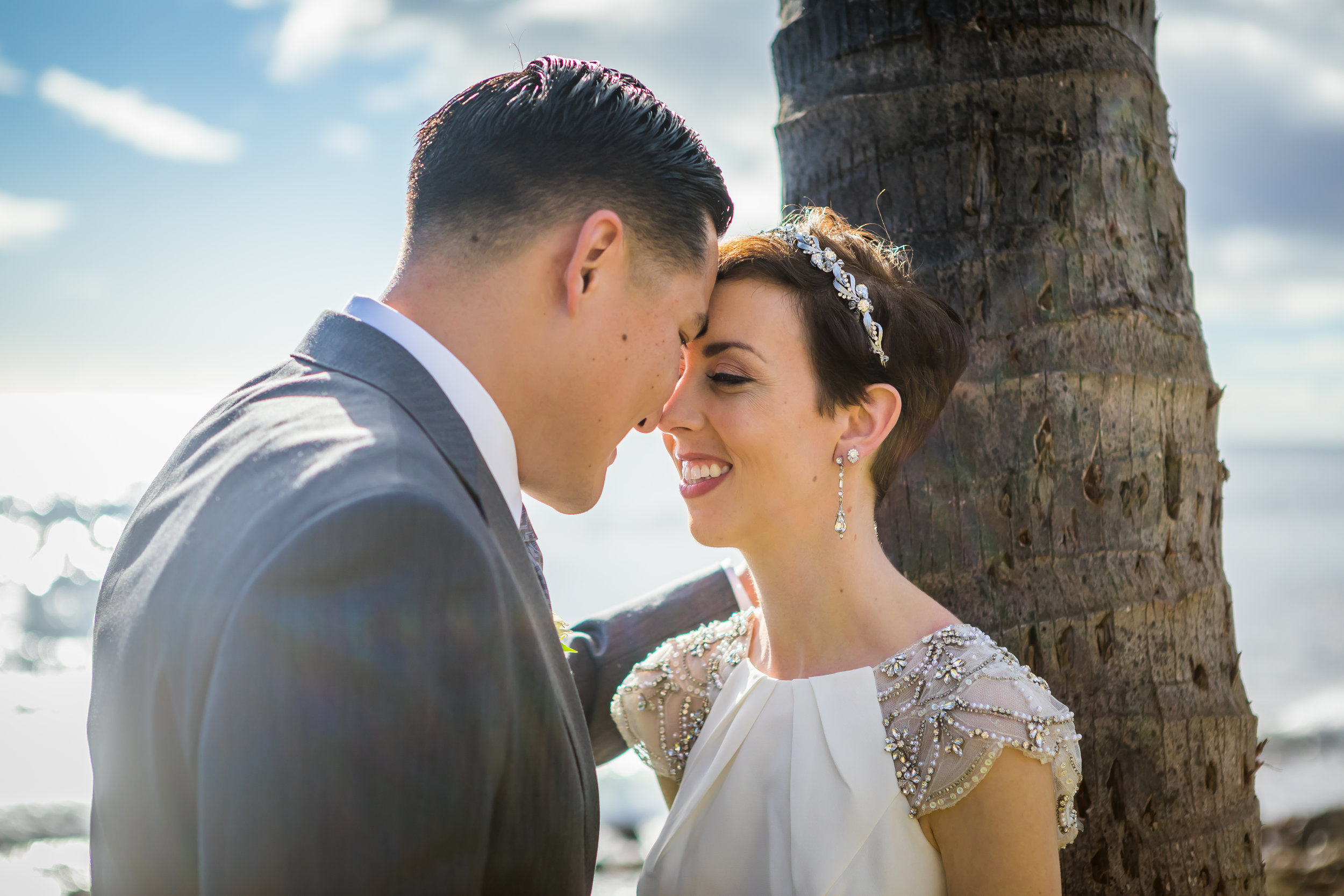 Kauai Beach Wedding Photograph-36