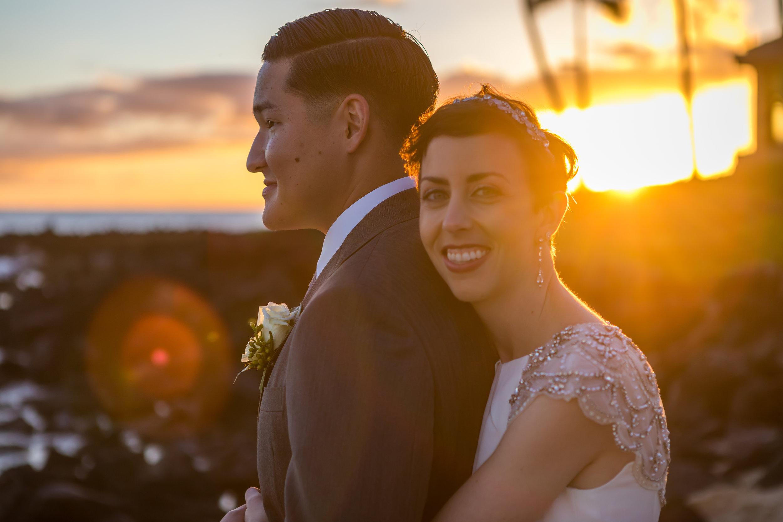 Kauai Beach Wedding Photograph-43