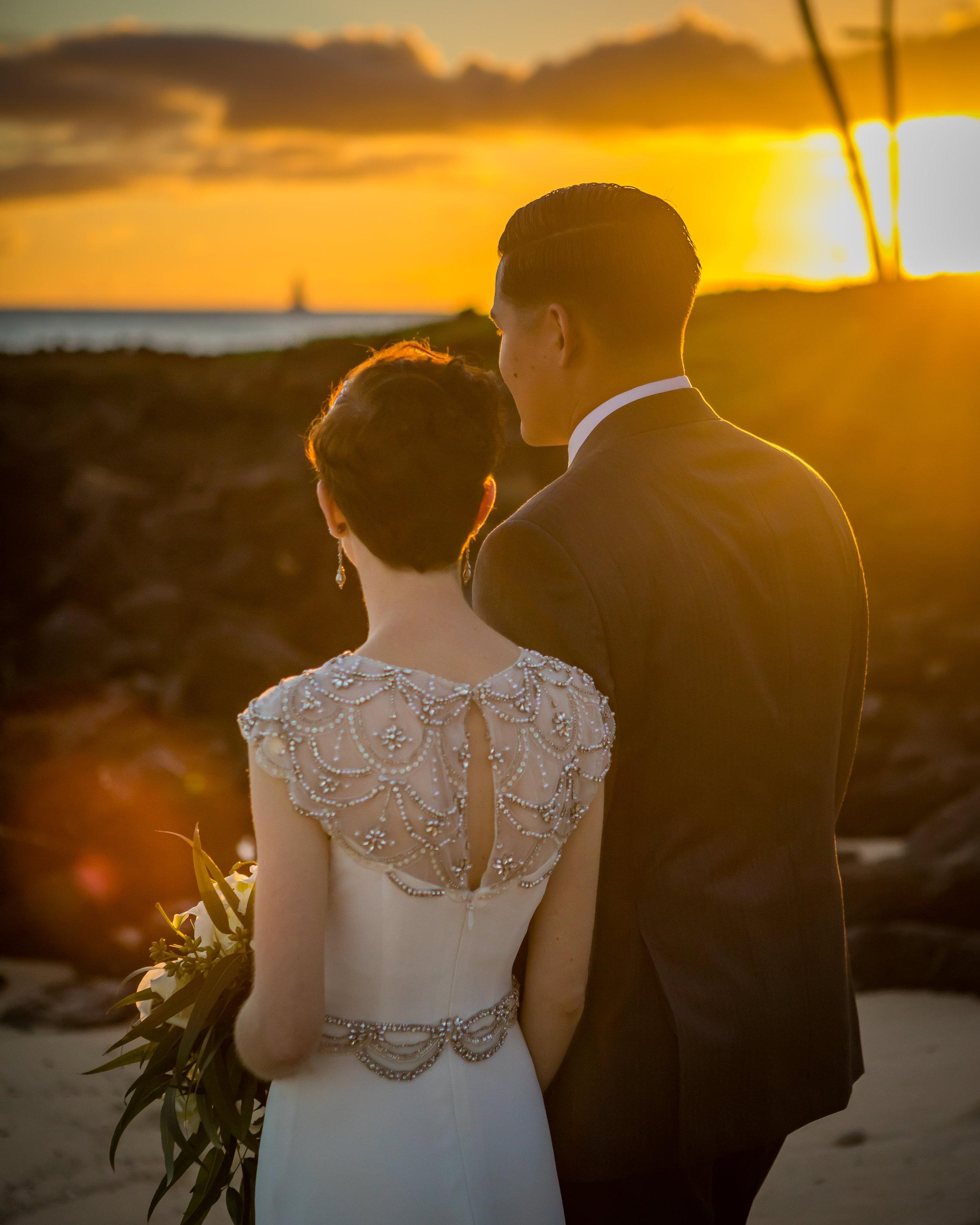 Kauai Beach Wedding Photograph-42