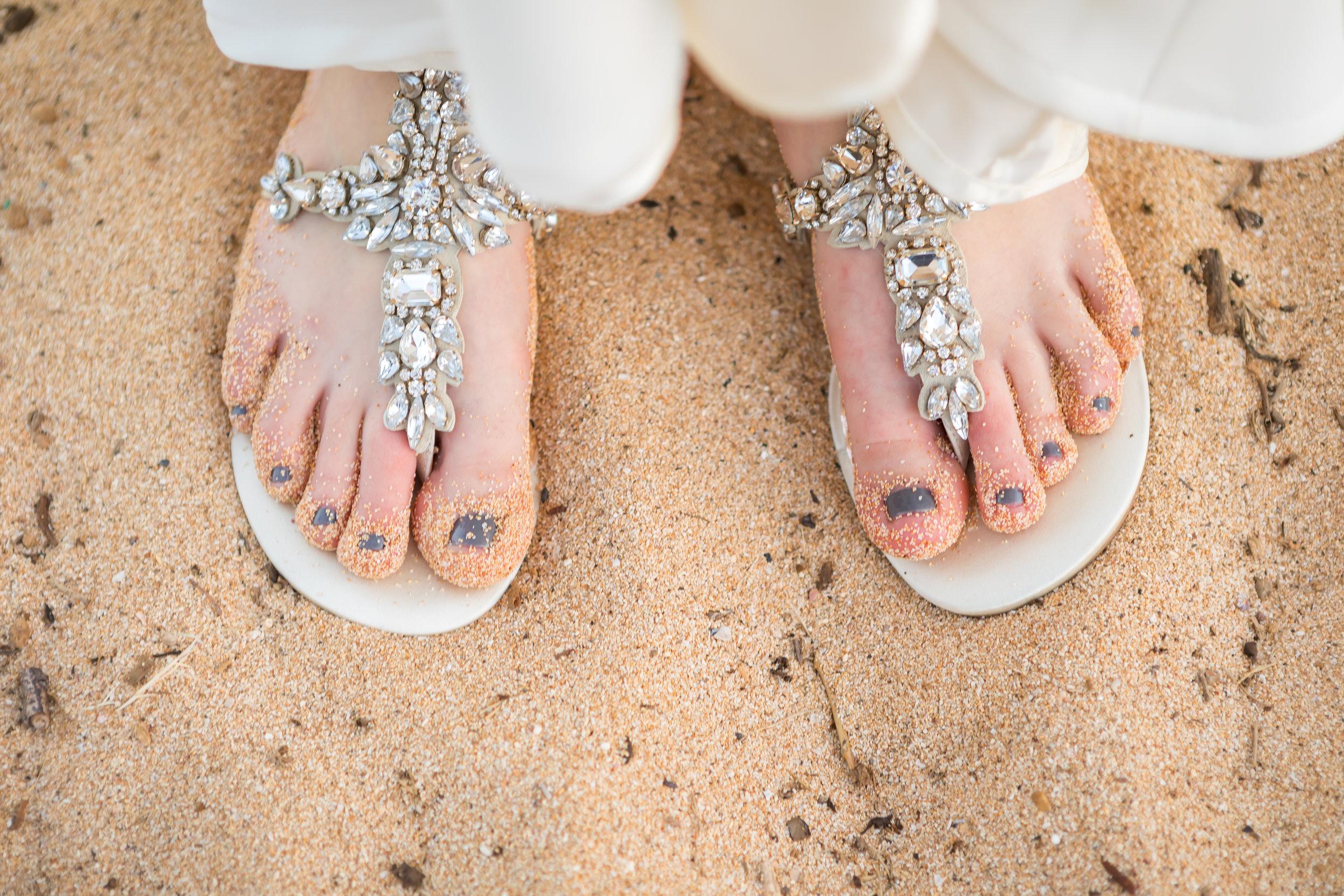 Kauai Beach Wedding Photograph-40