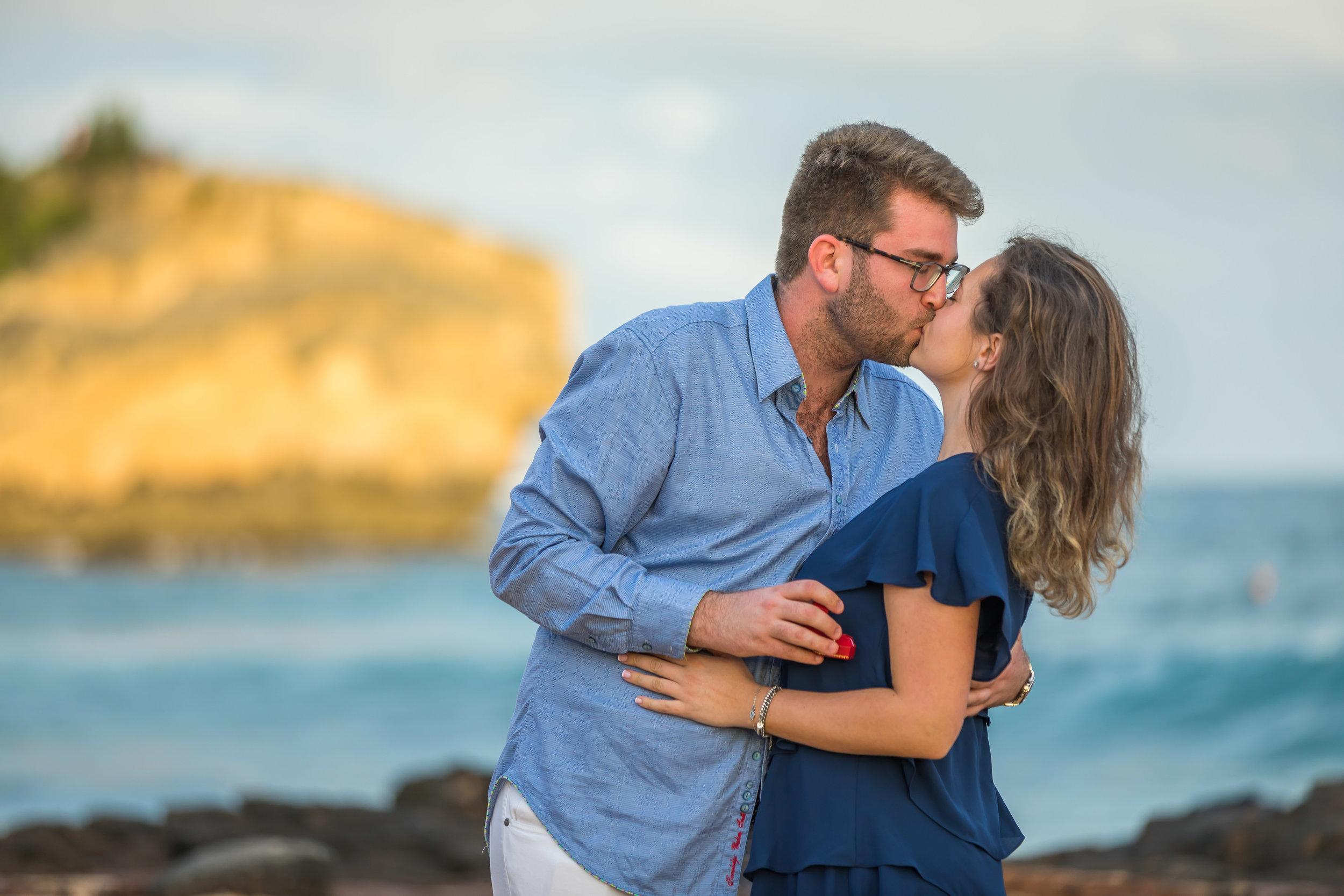 Kauai Surprise Engagement Photo 02