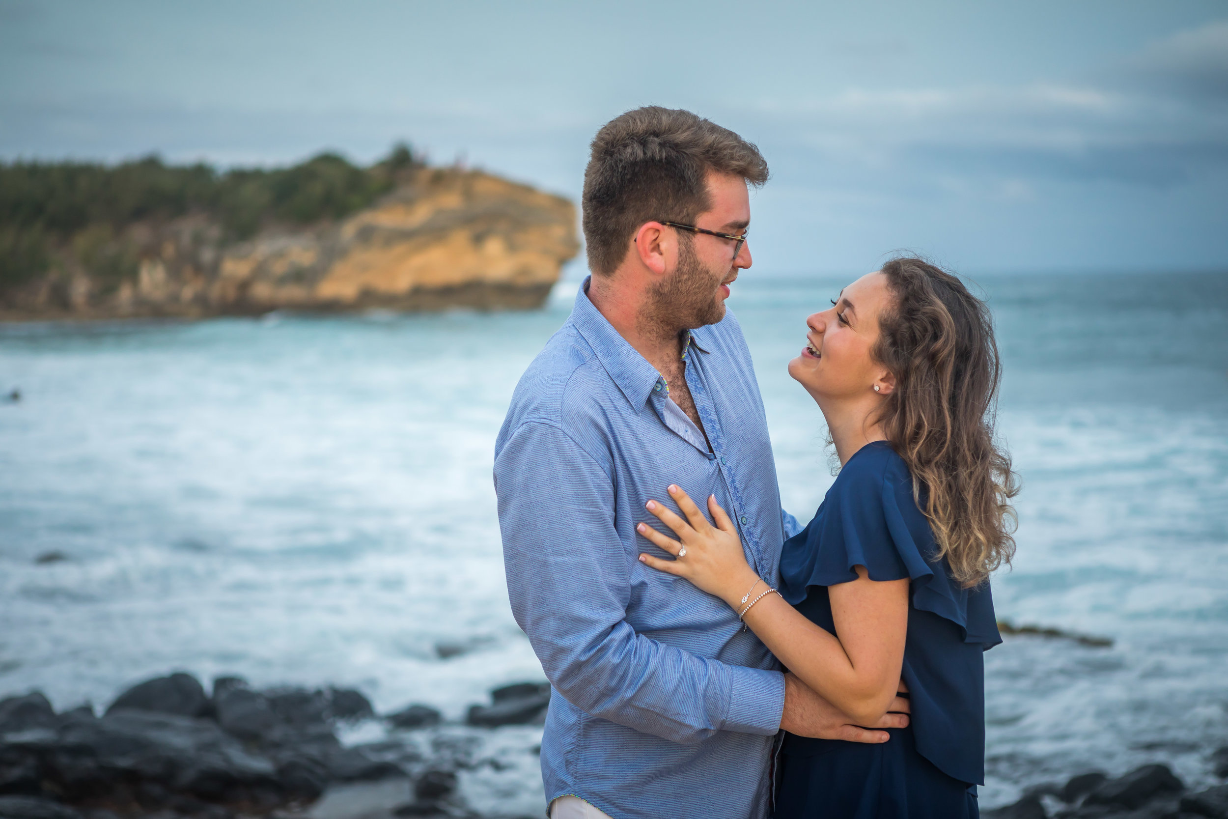 Kauai Surprise Engagement Photo 04