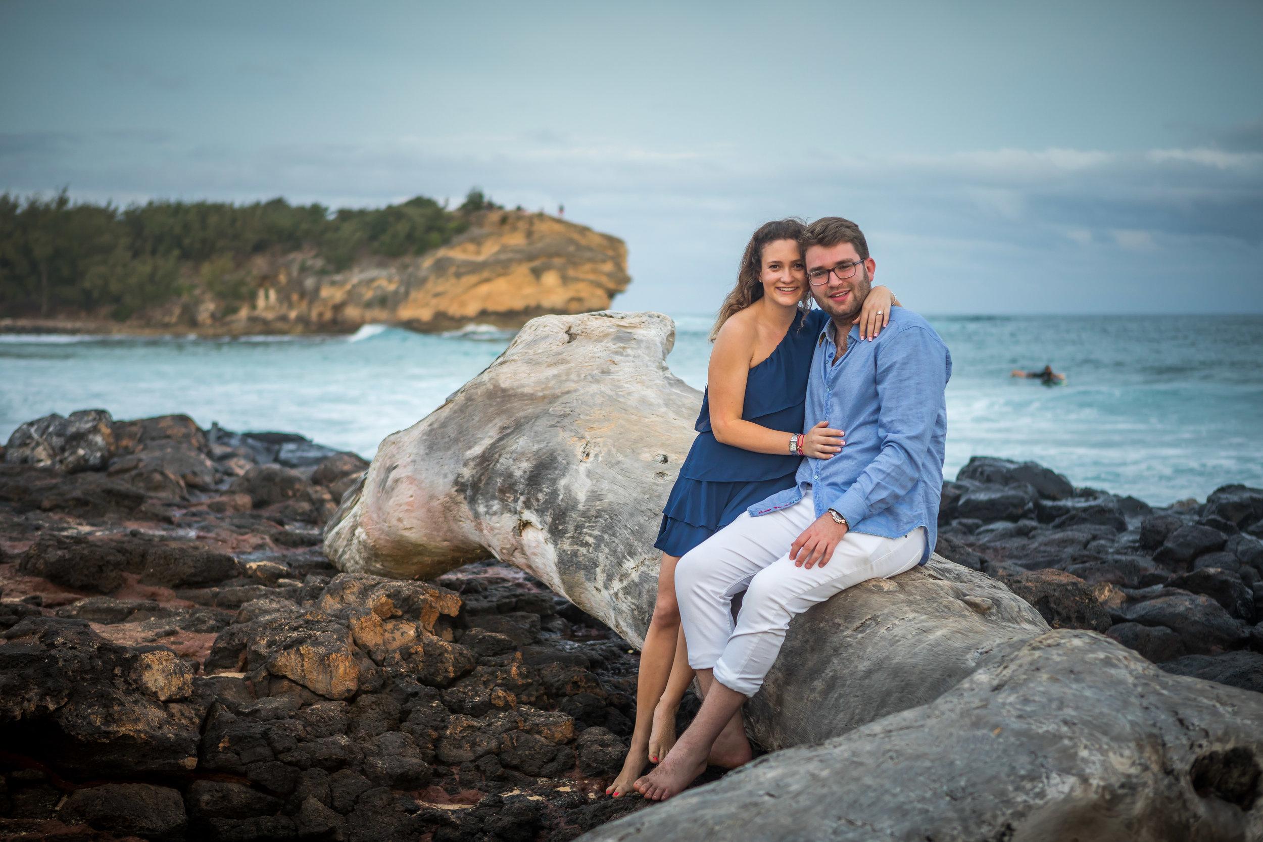 Kauai Surprise Engagement Photo 03