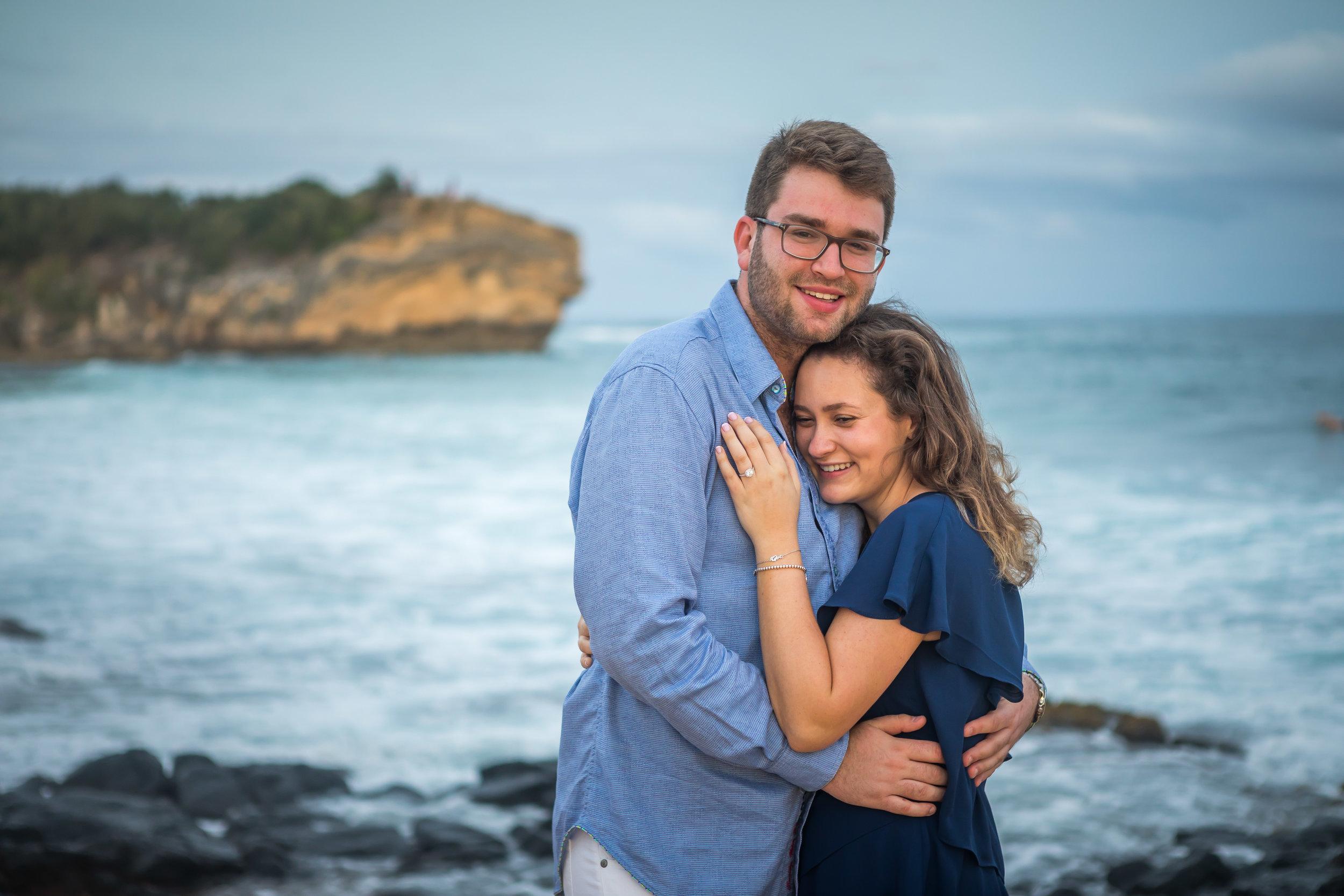Kauai Surprise Engagement Photo 05