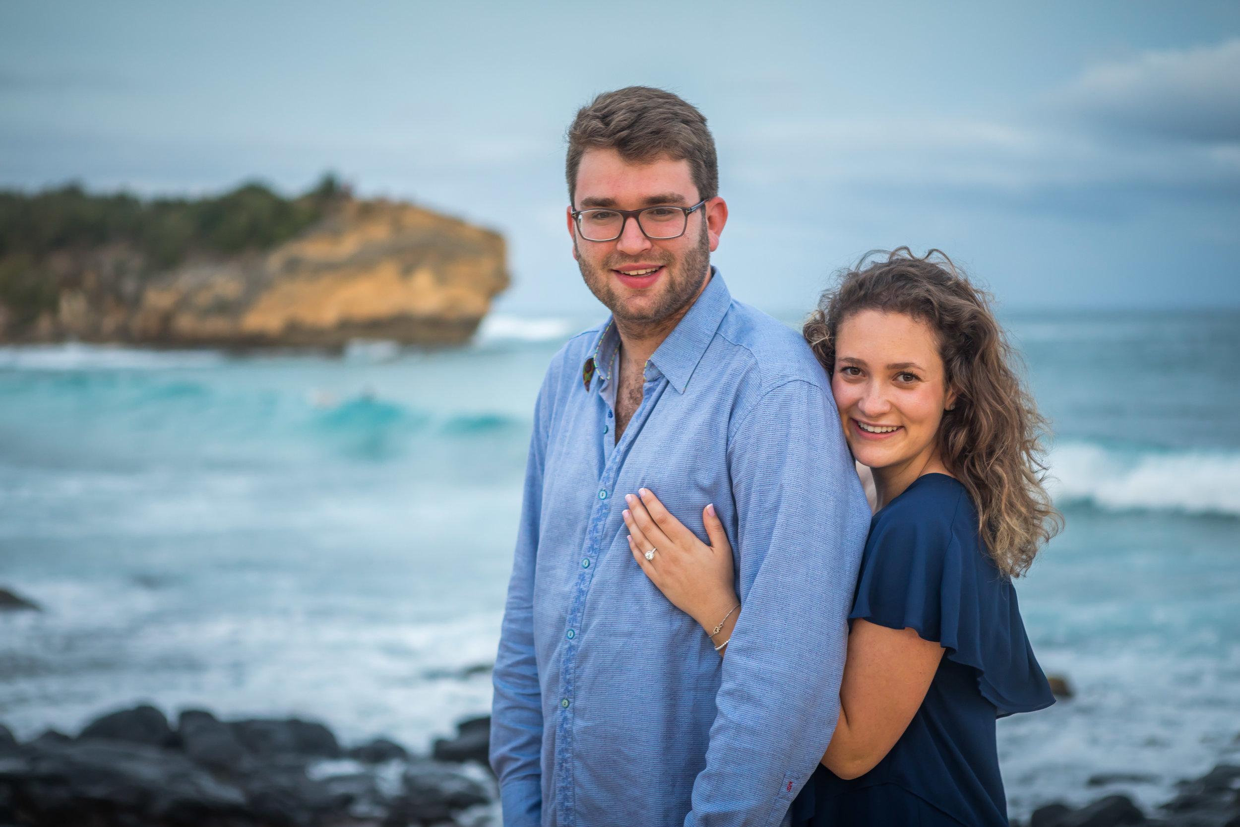 Kauai Surprise Engagement Photo 06