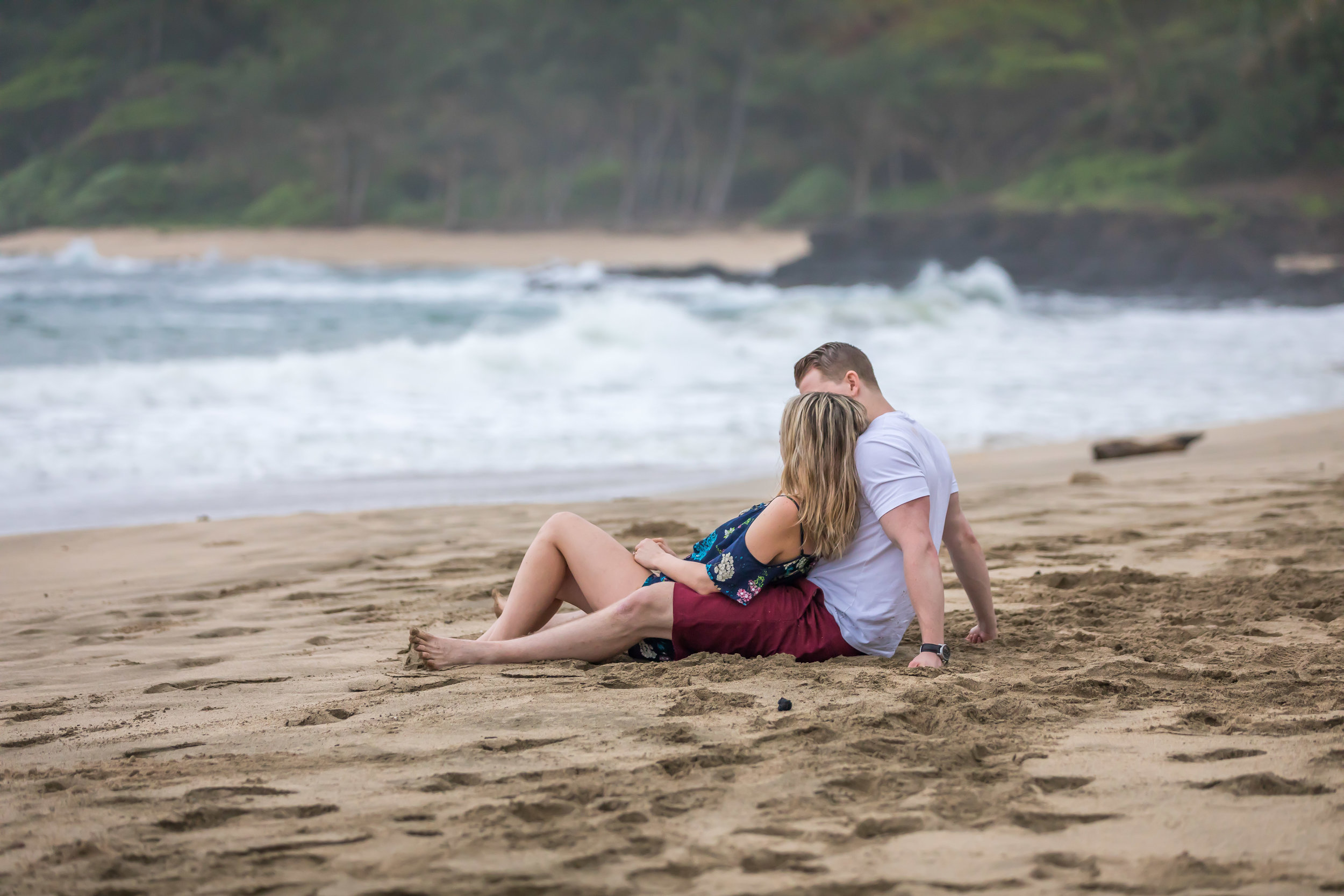 Kauai Surprise Engagement Photo 16