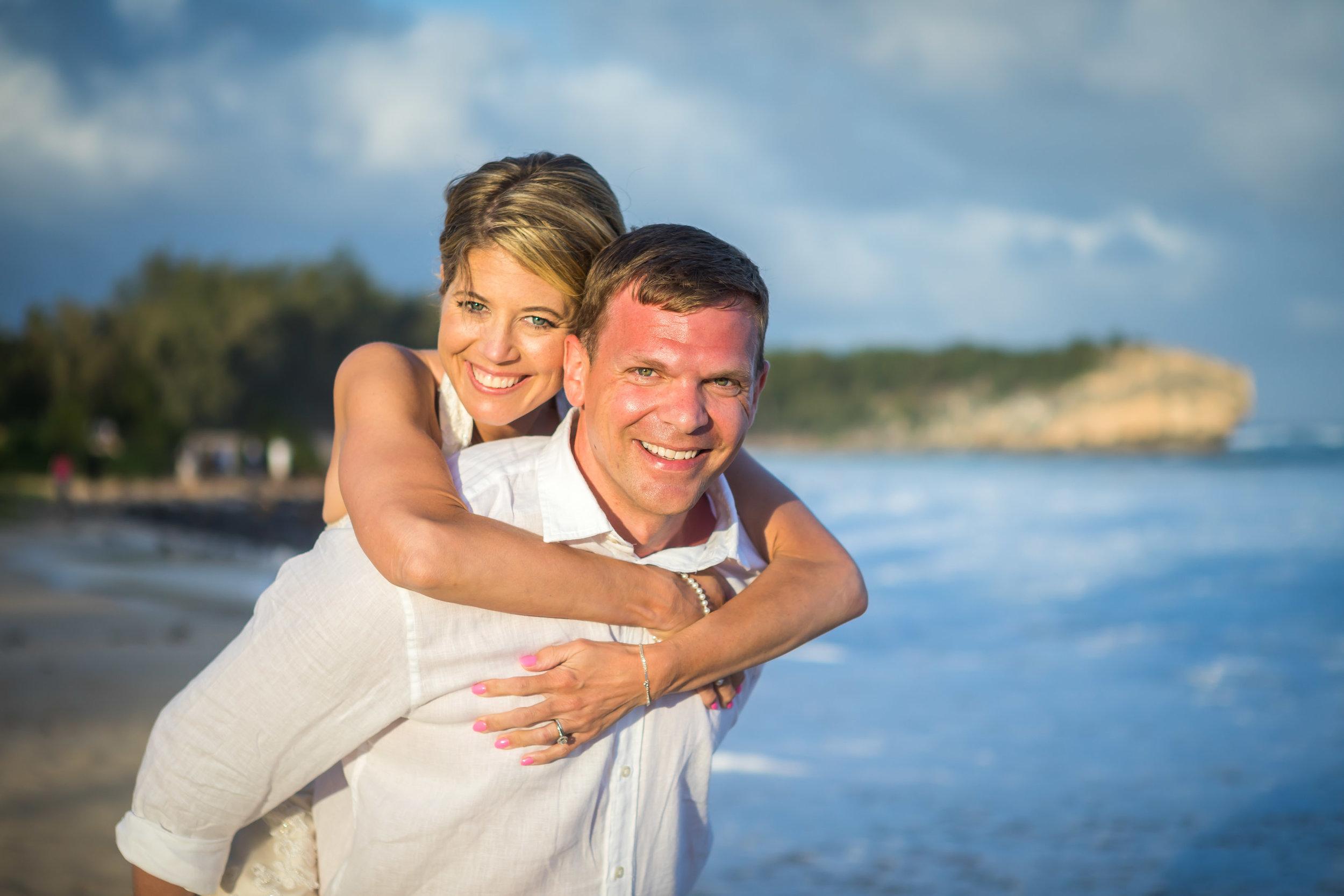 Kauai Beach Wedding Photograph-28