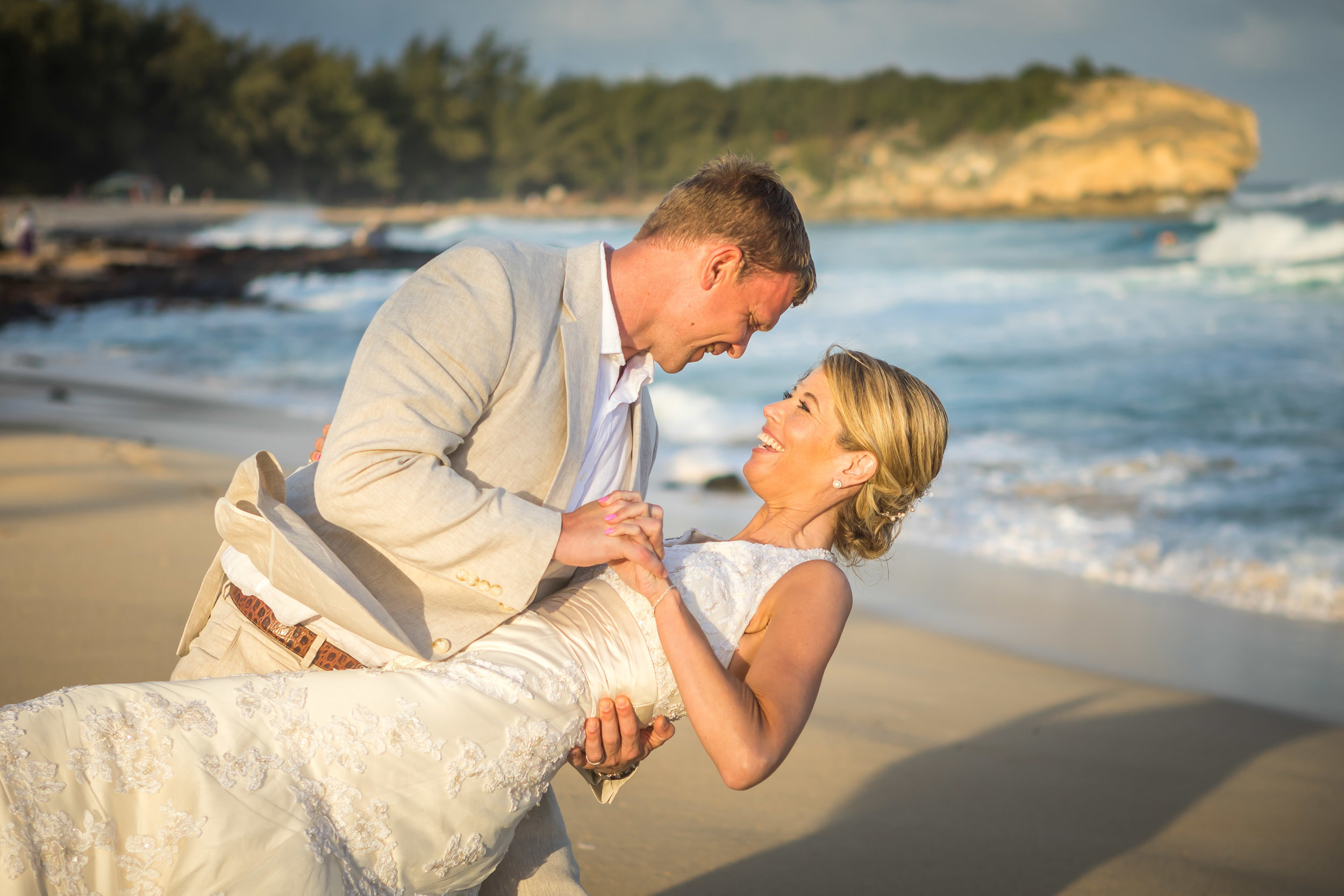 Kauai Beach Wedding Photograph-27