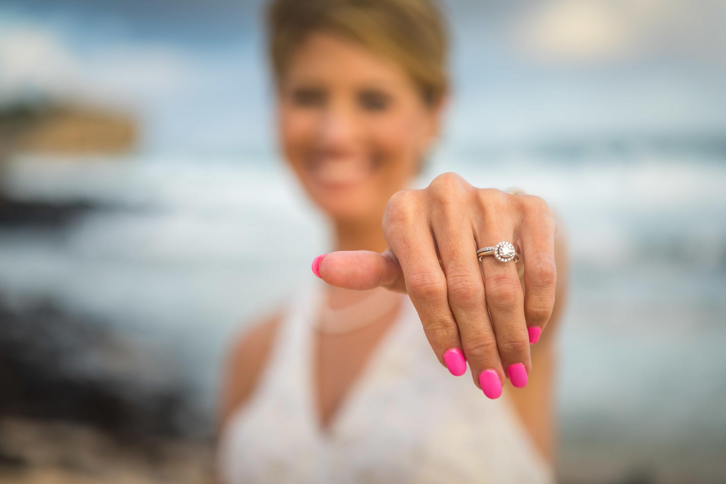Kauai Beach Wedding Photograph-30