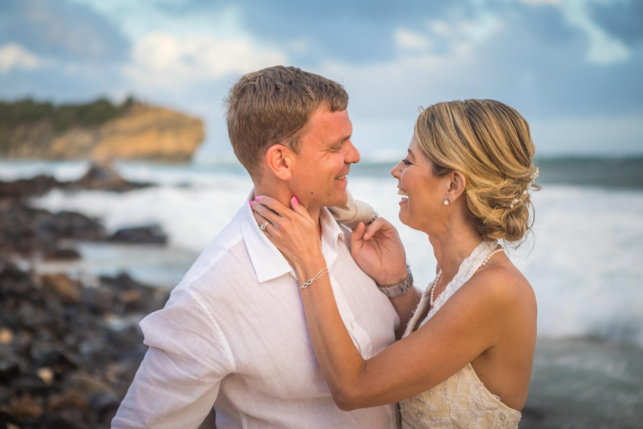 Kauai Beach Wedding Photograph-33