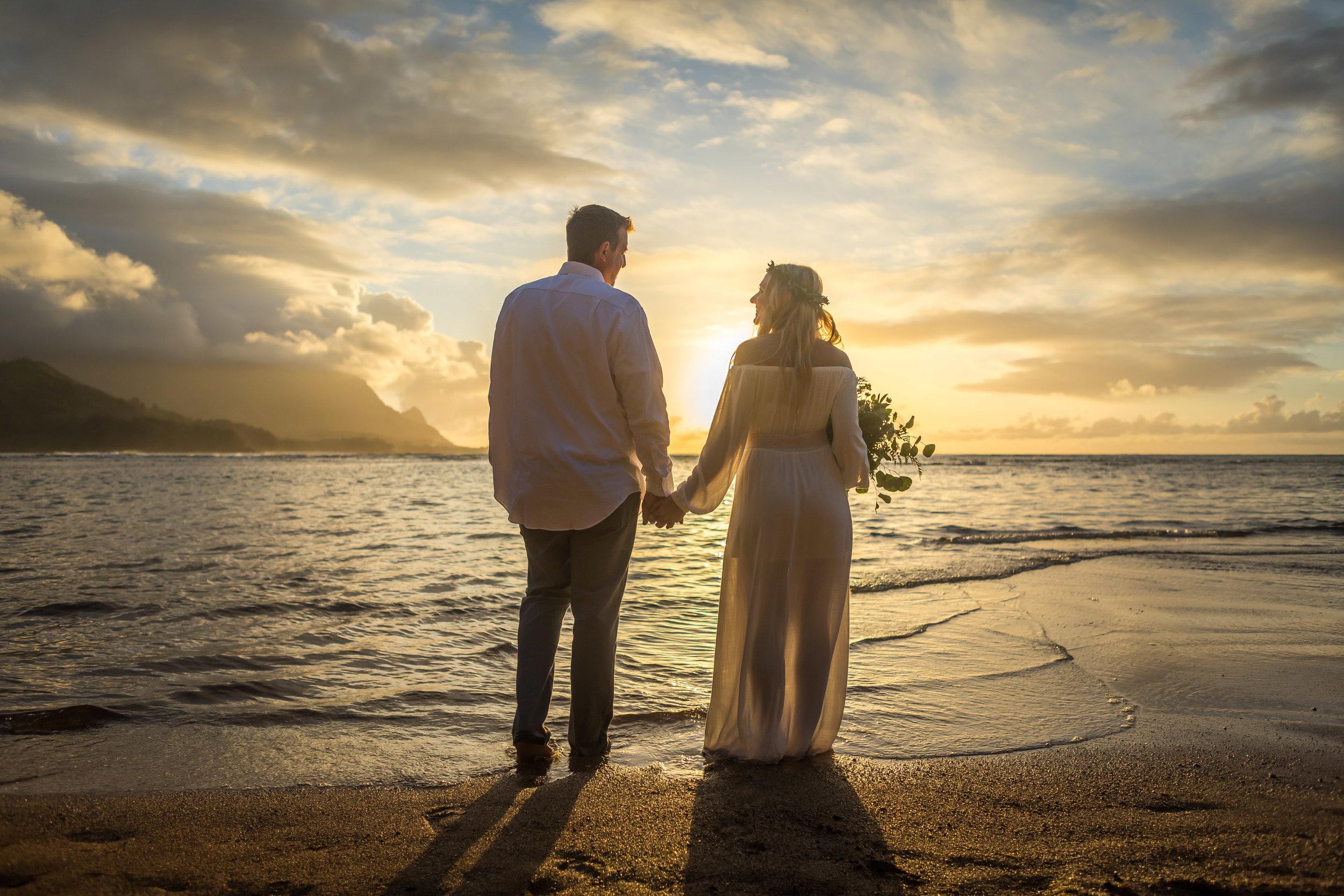 Kauai Beach Wedding Photograph-20