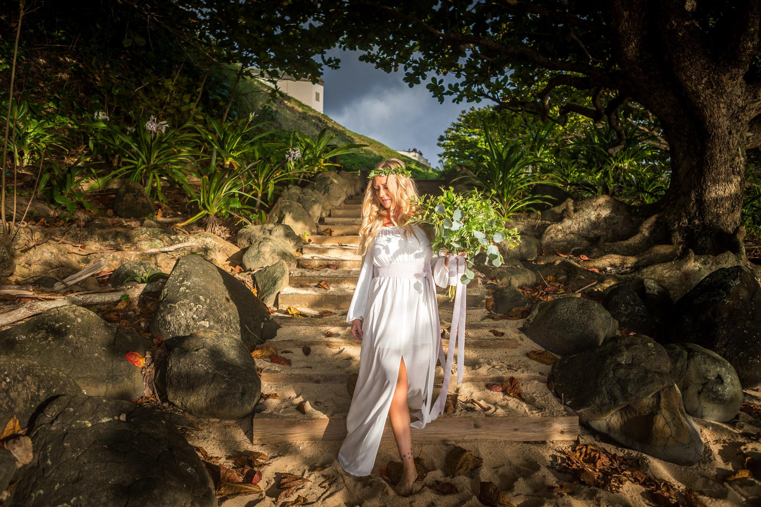 Kauai Beach Wedding Photograph-2