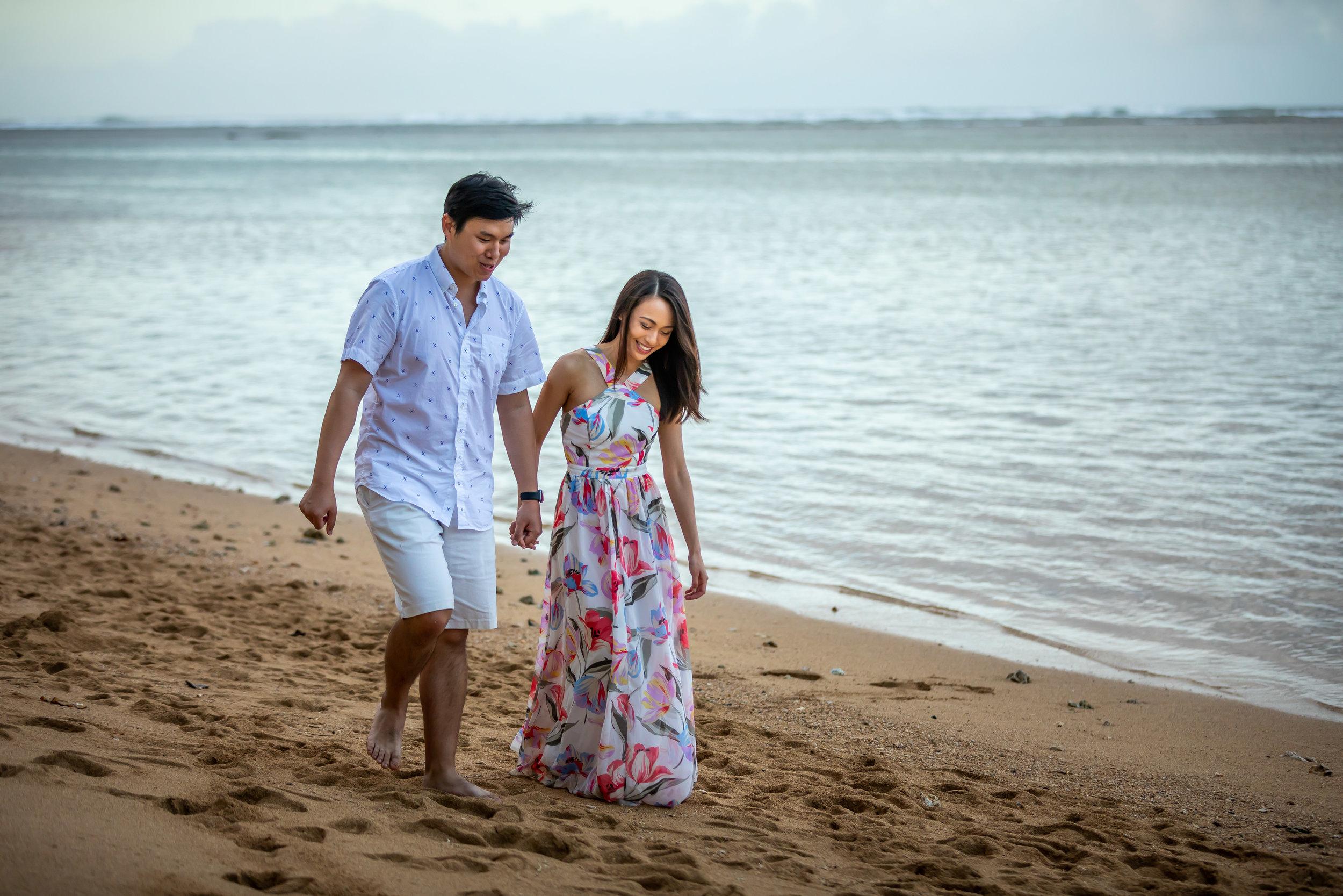 Kauai Surprise Engagement Photo 24