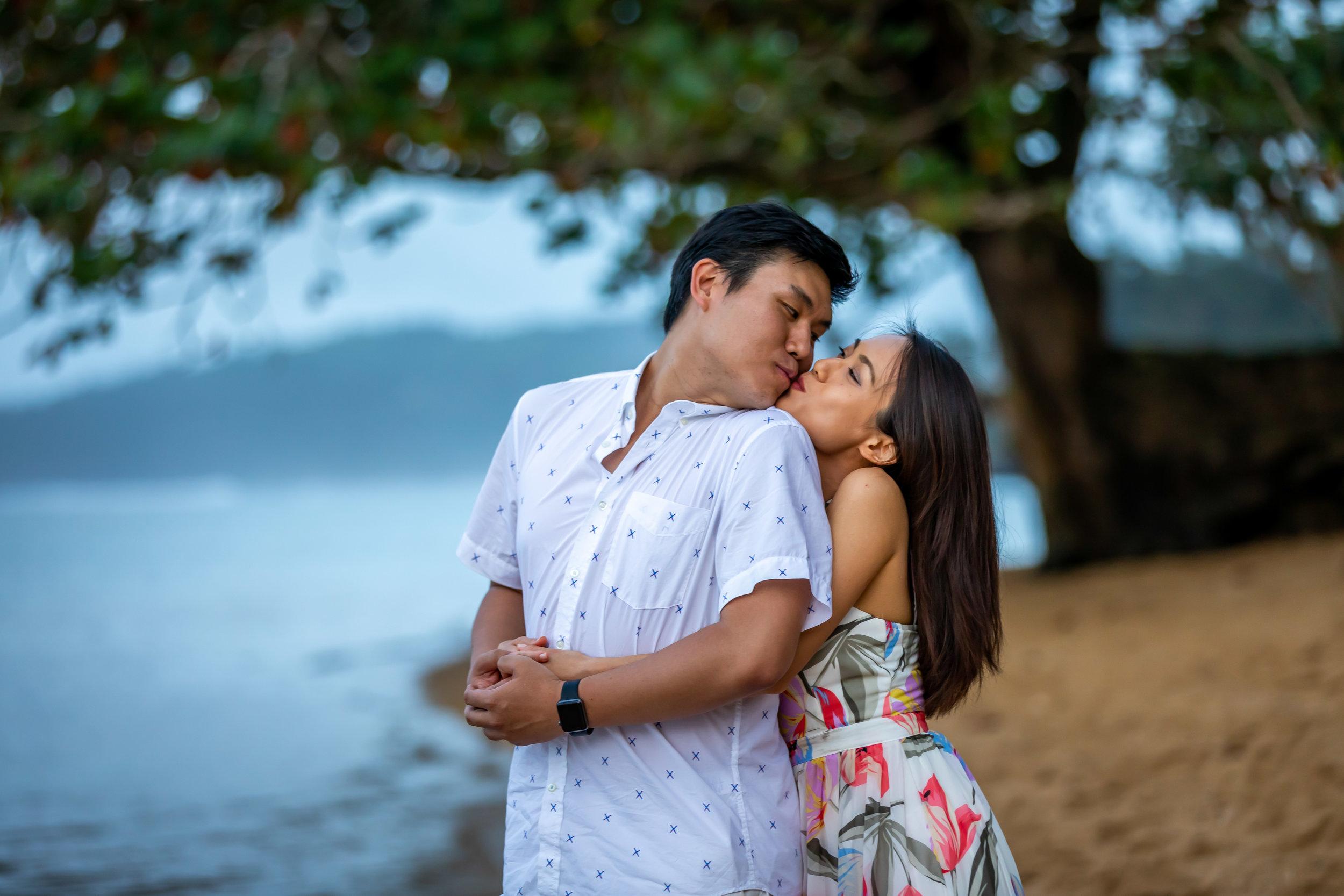Kauai Surprise Engagement Photo 27
