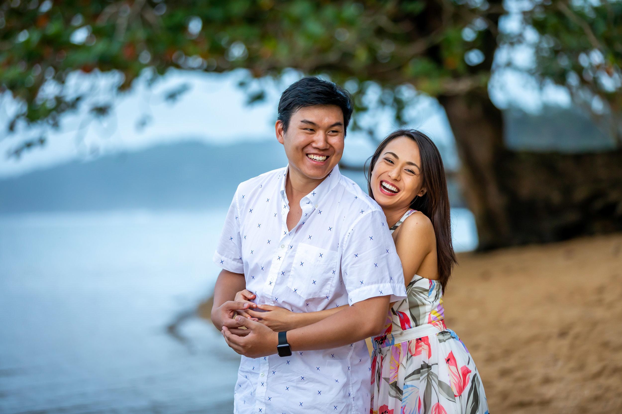 Kauai Surprise Engagement Photo 28