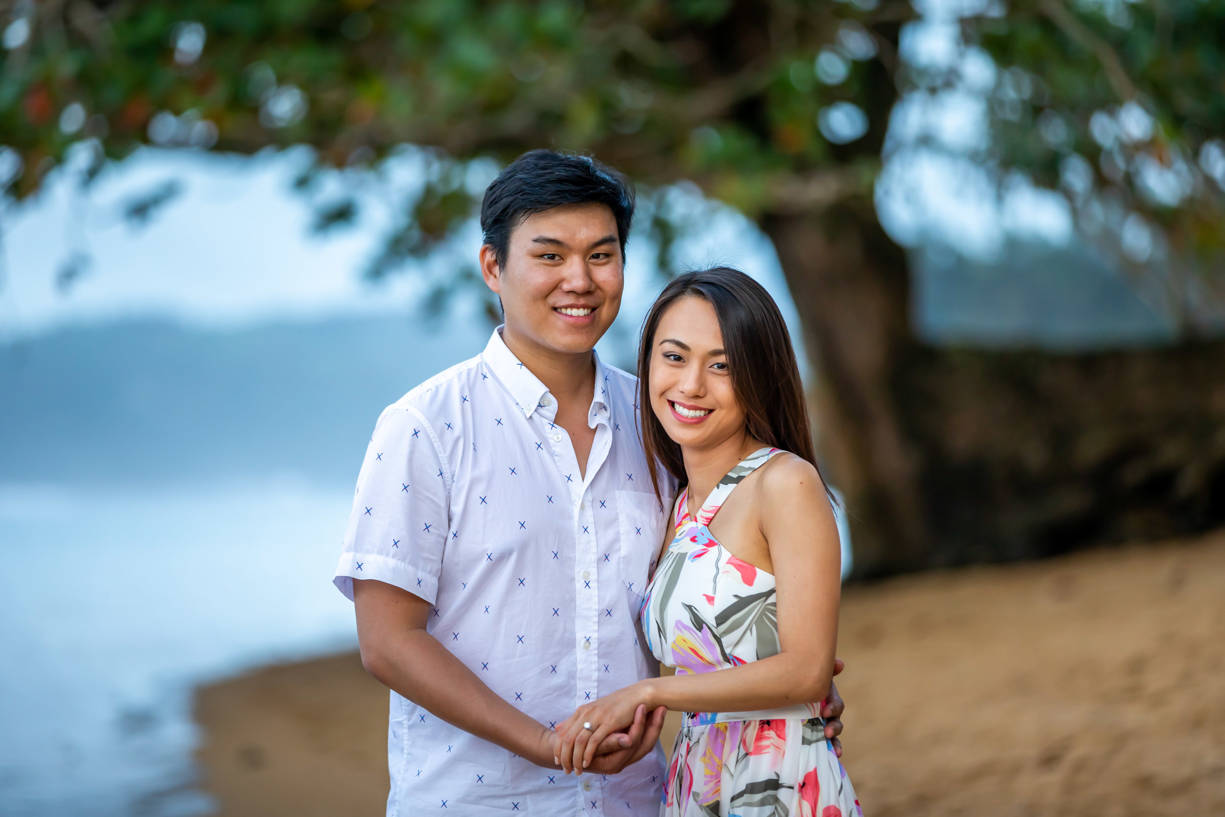 Kauai Surprise Engagement Photo 29
