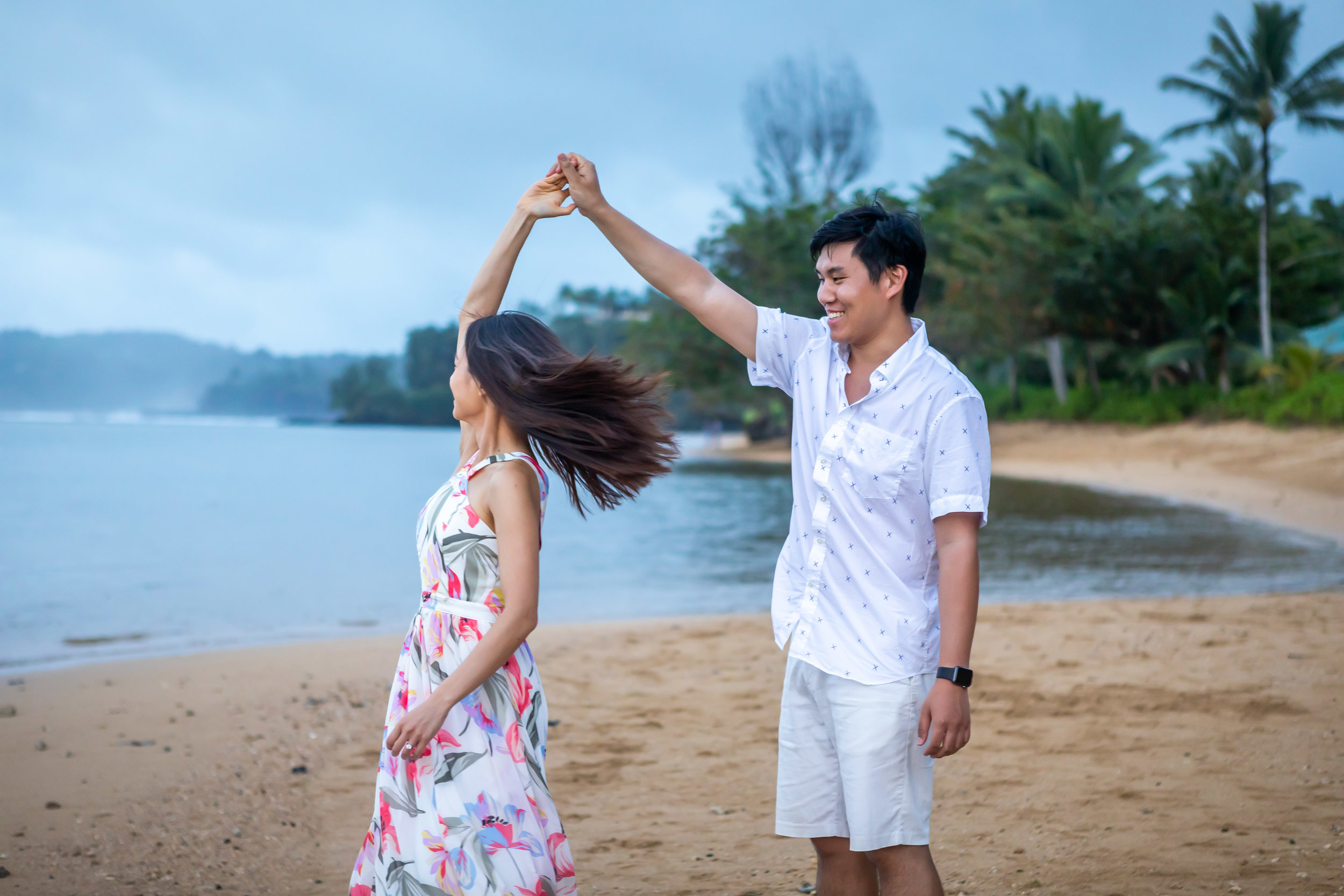 Kauai Surprise Engagement Photo 31
