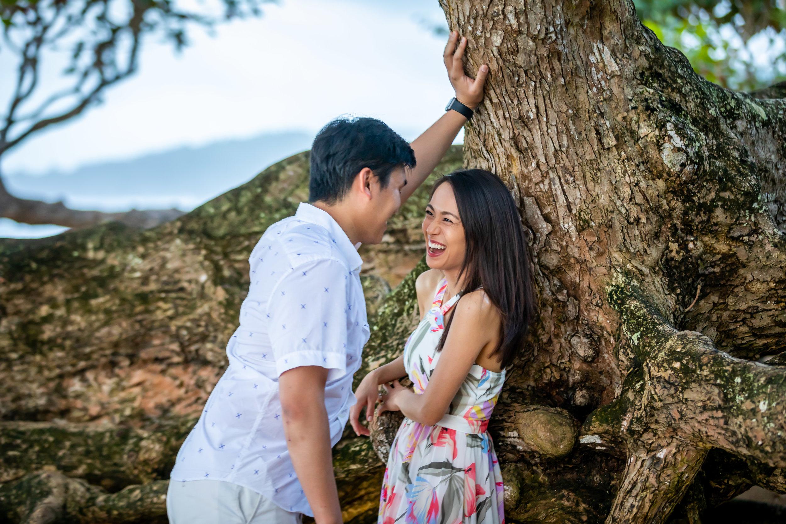 Kauai Surprise Engagement Photo 30