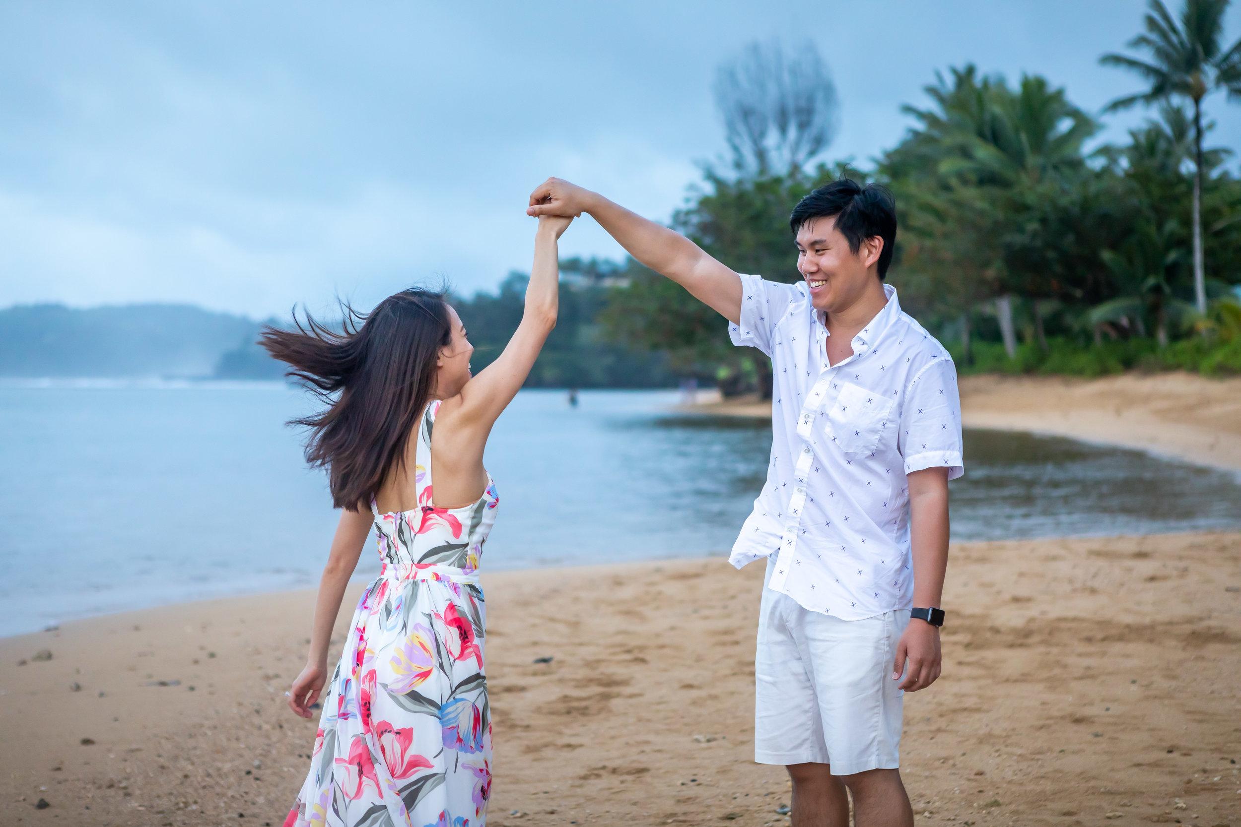 Kauai Surprise Engagement Photo 32