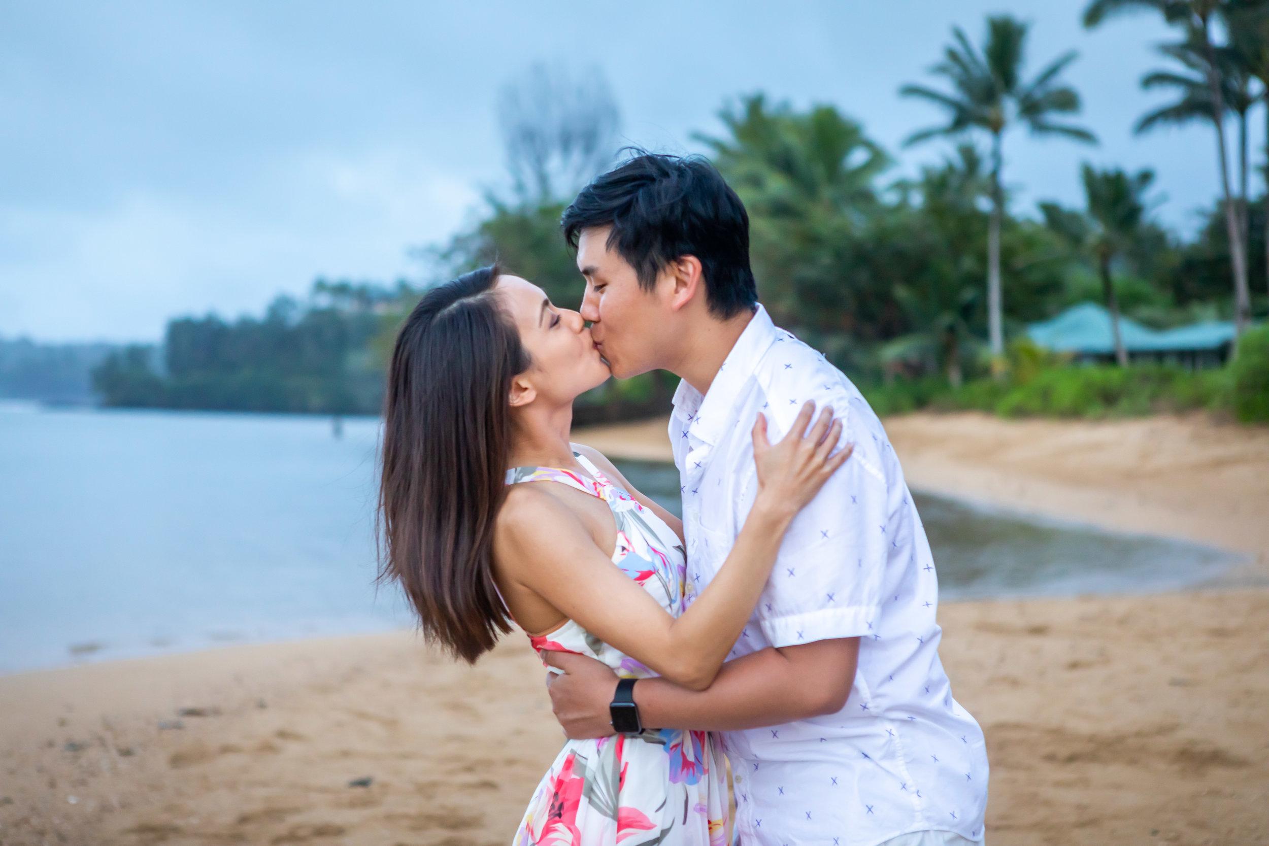Kauai Surprise Engagement Photo 33