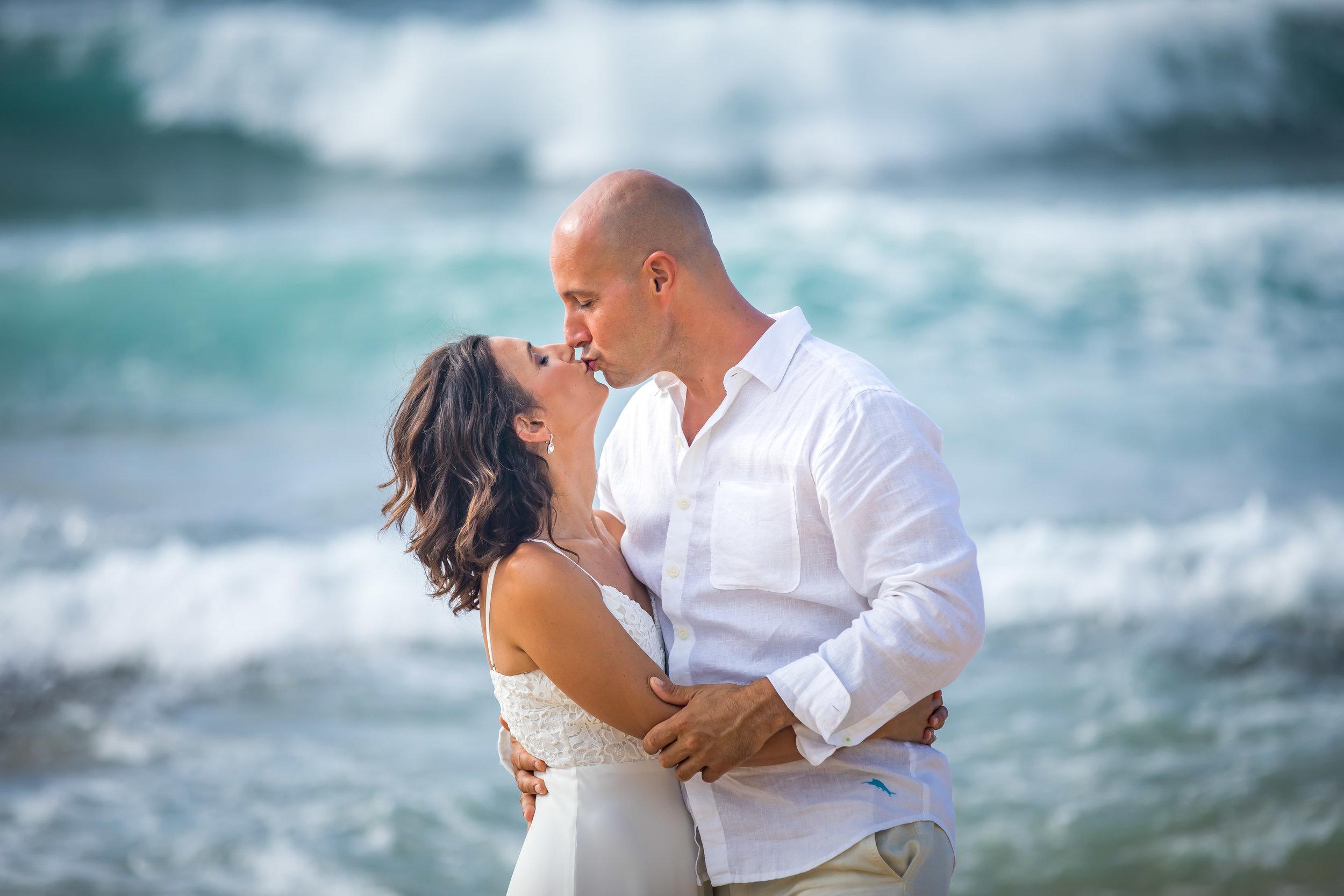 Kauai Beach Wedding Photograph-49