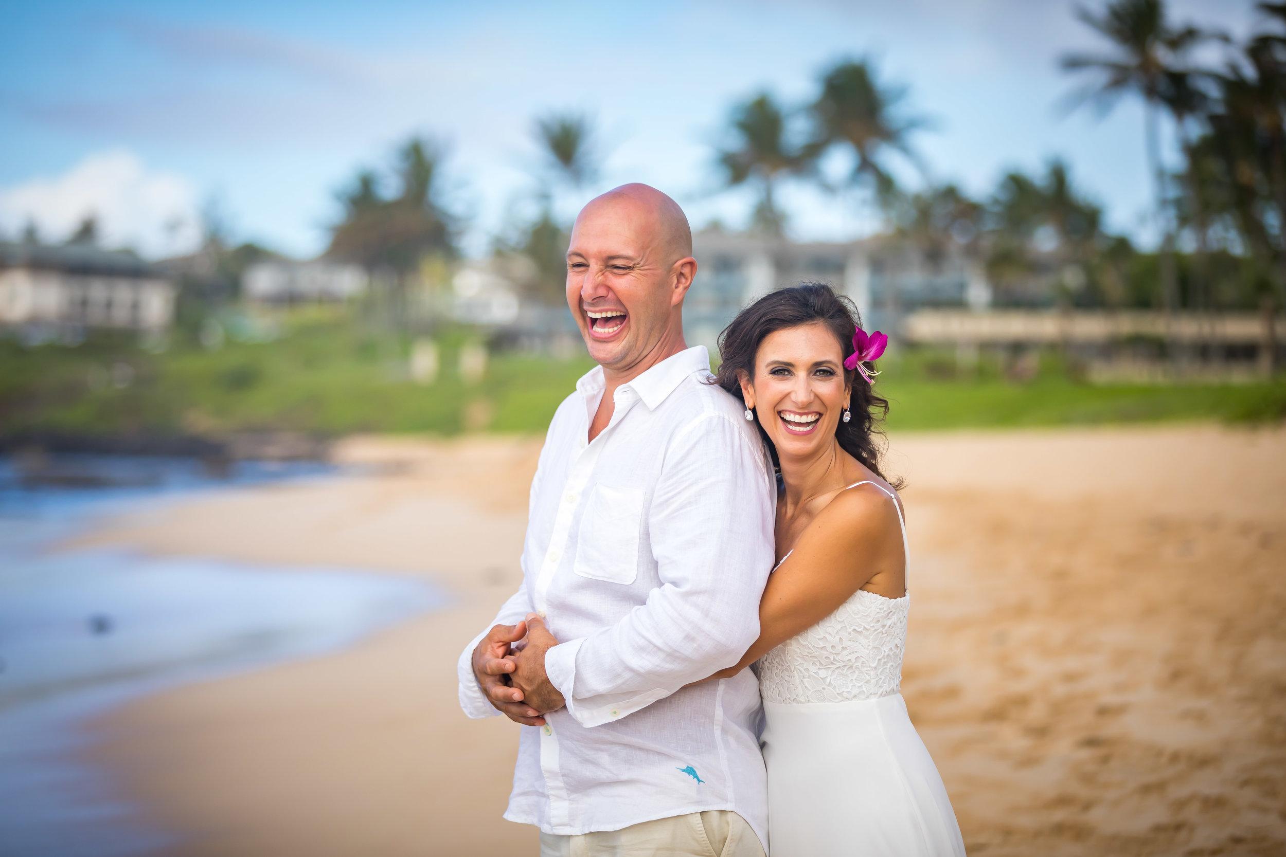 Kauai Beach Wedding Photograph-53