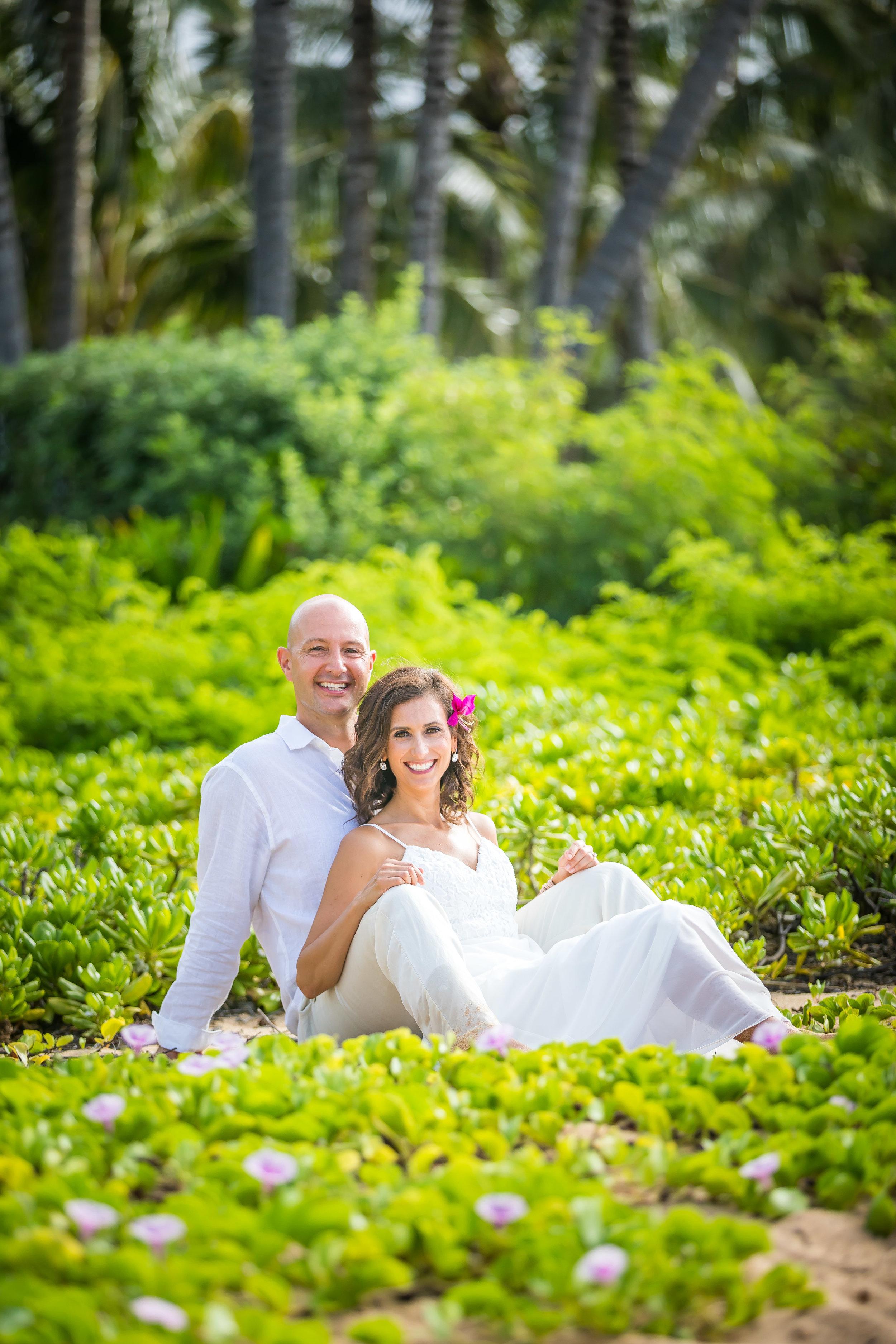 Kauai Beach Wedding Photograph-52