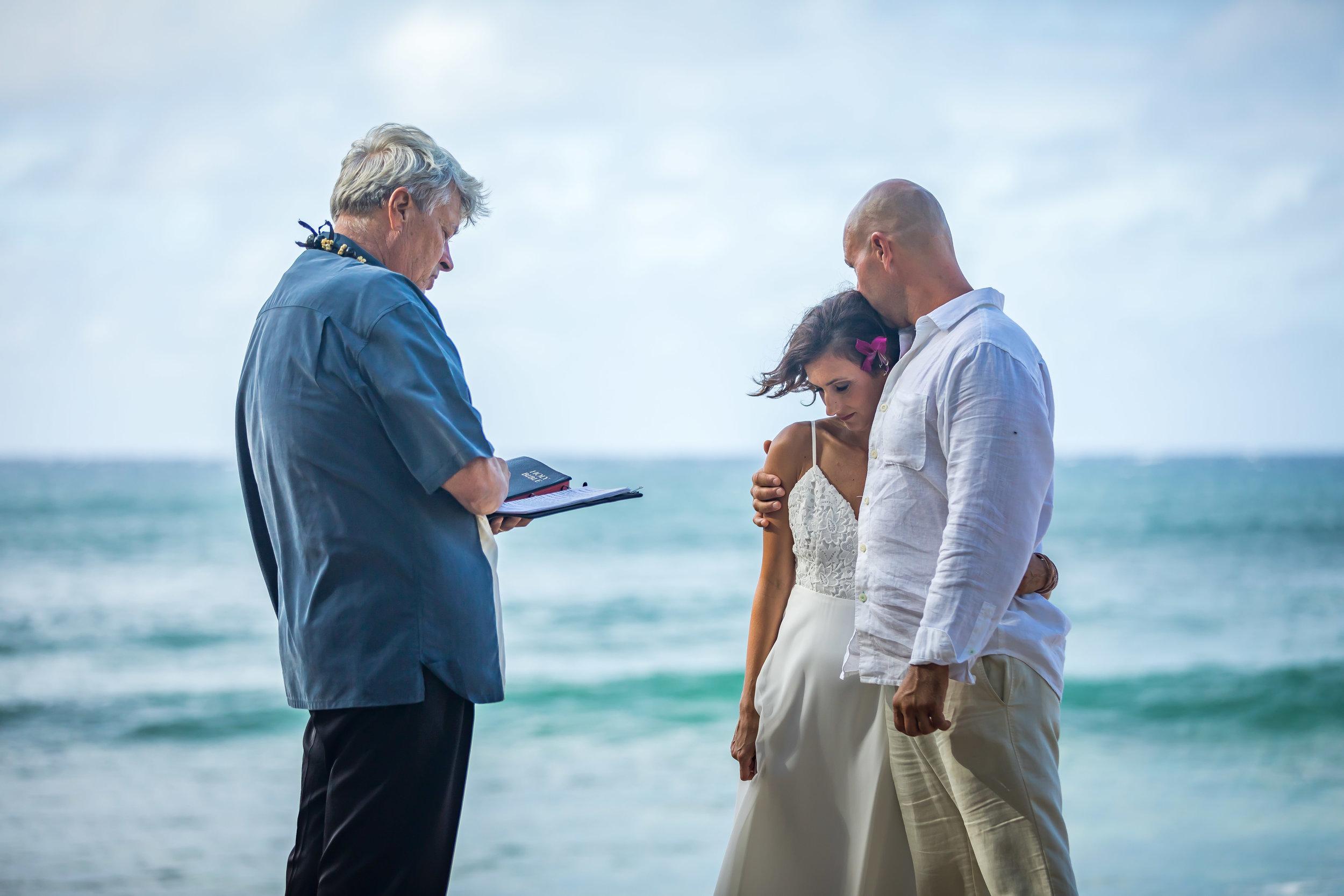 Kauai Beach Wedding Photograph-57