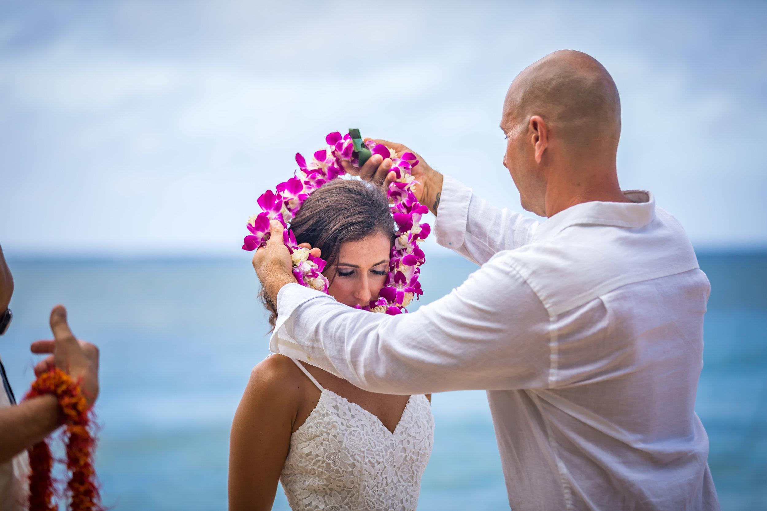 Kauai Beach Wedding Photograph-59