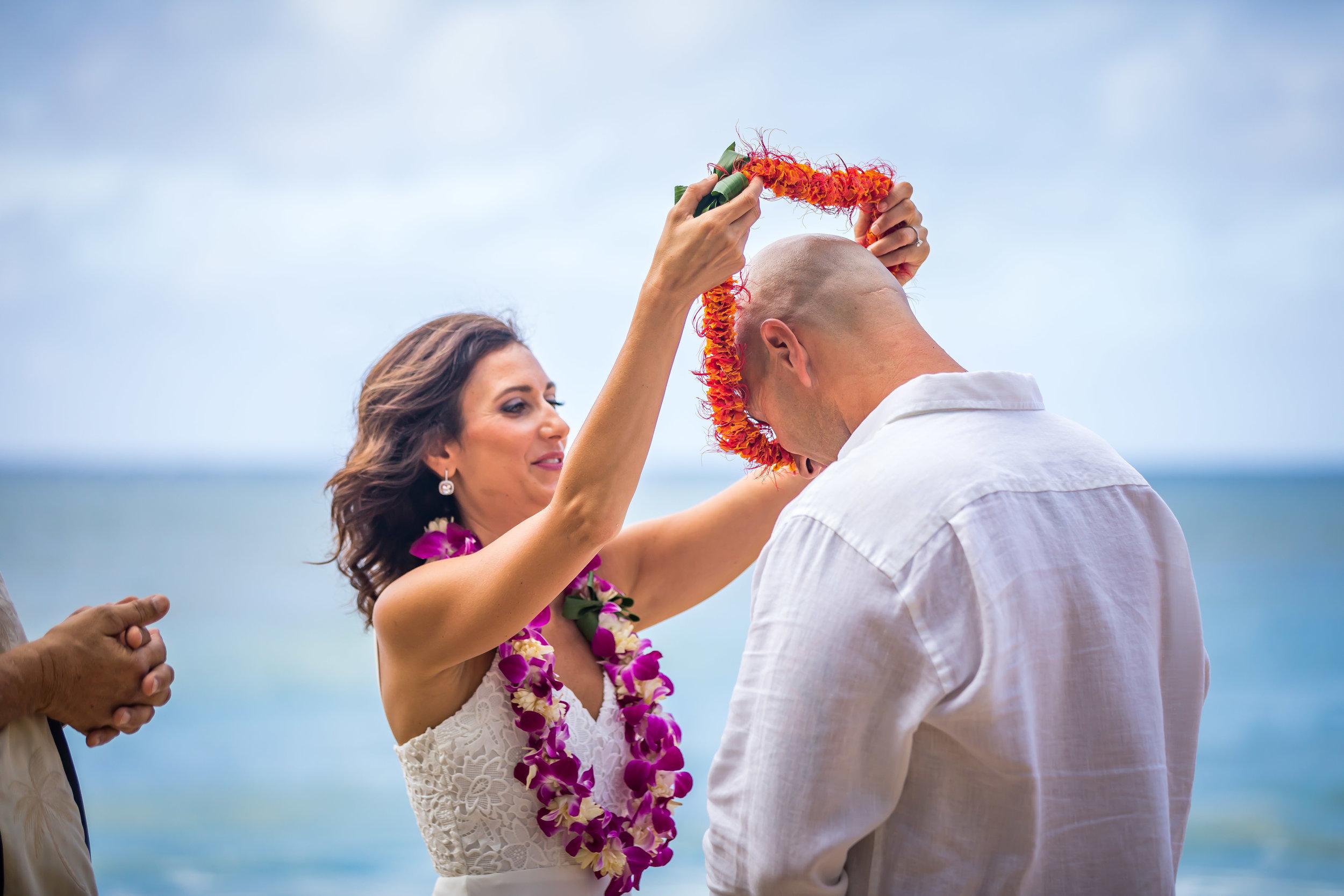 Kauai Beach Wedding Photograph-58