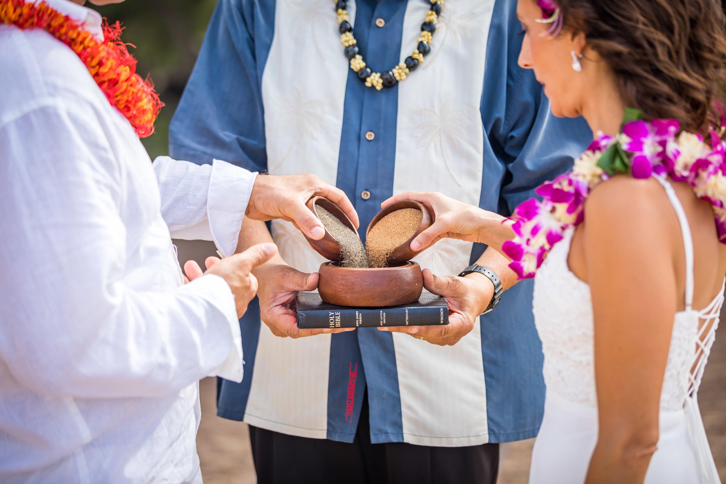 Kauai Beach Wedding Photograph-62