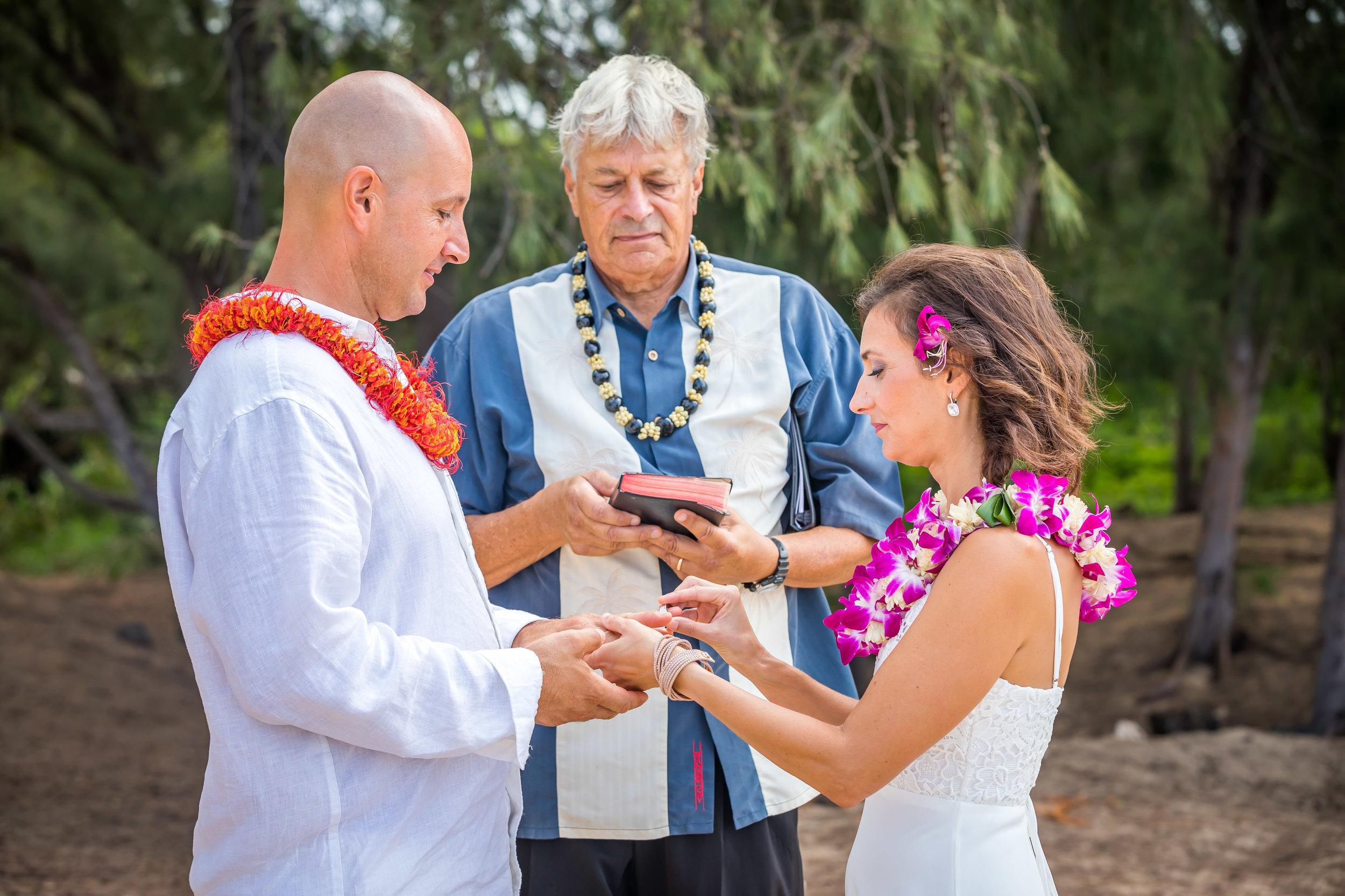 Kauai Beach Wedding Photograph-65
