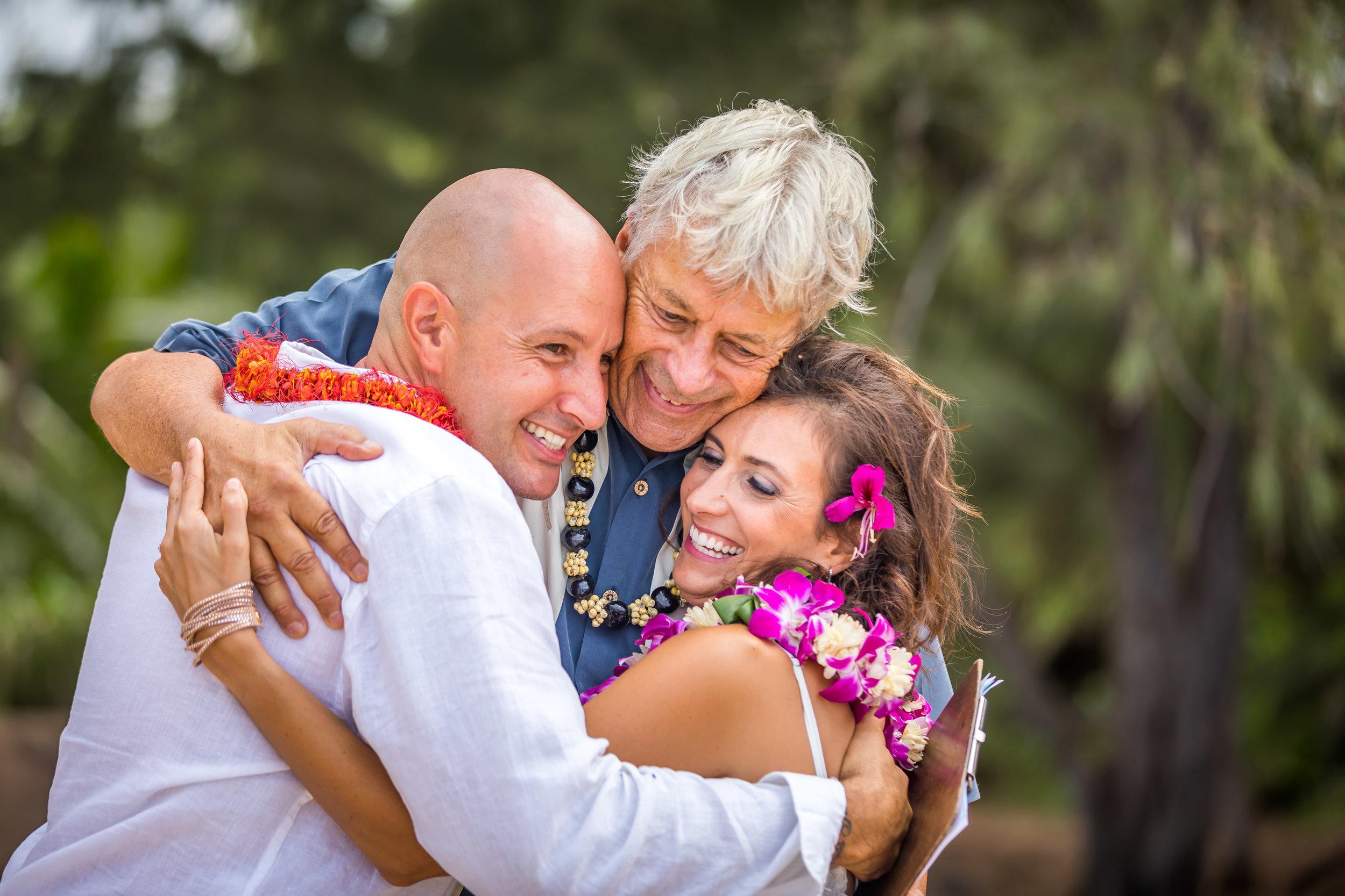 Kauai Beach Wedding Photograph-66