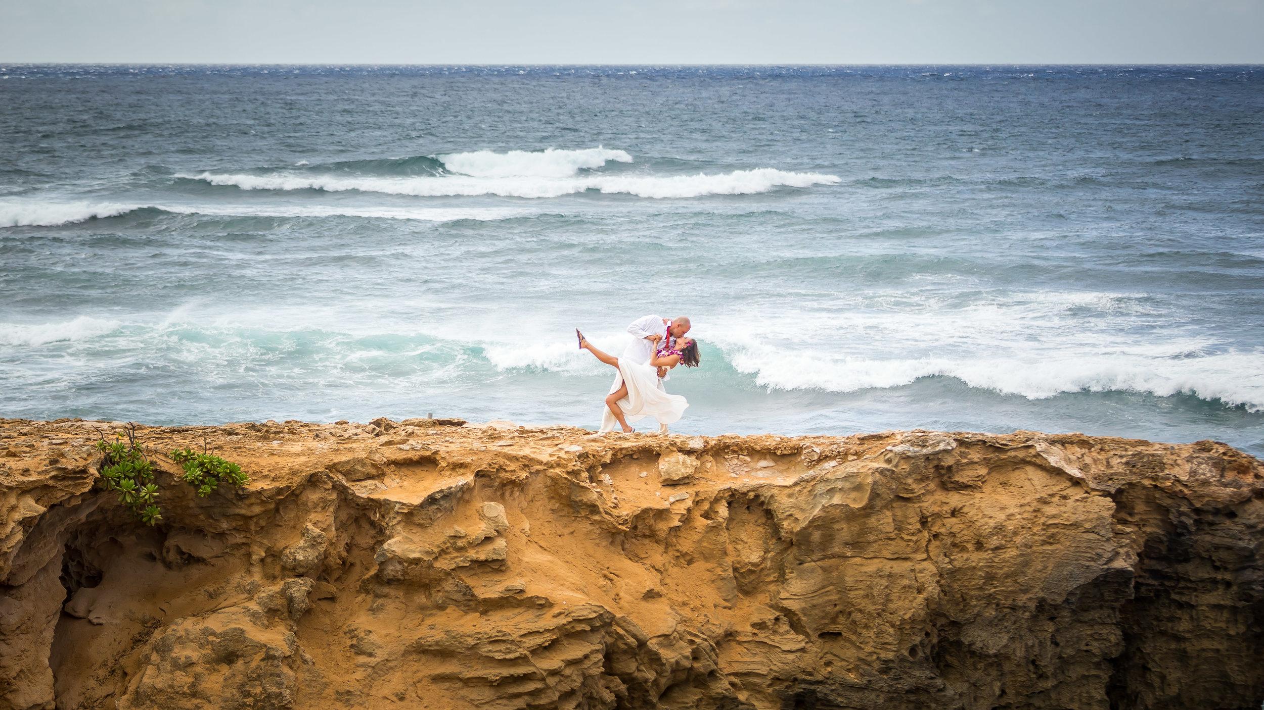 Kauai Beach Wedding Photograph-68