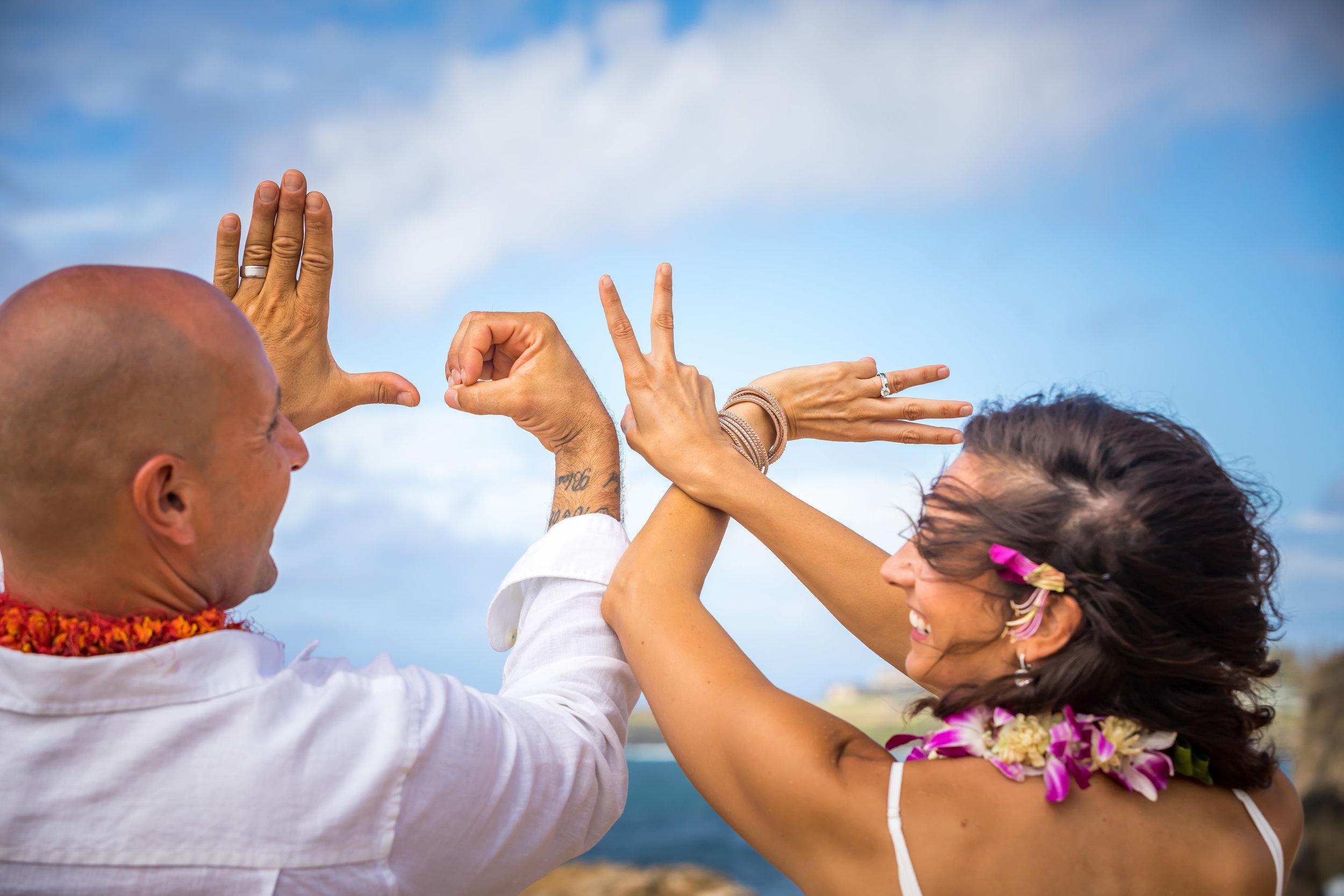 Kauai Beach Wedding Photograph-72