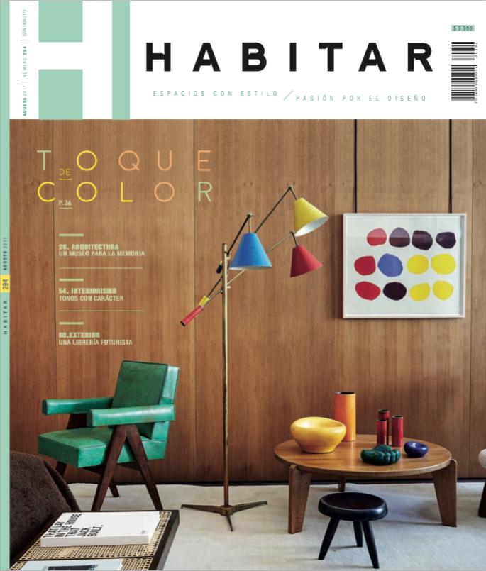 Revista Habitar septiembre 2017