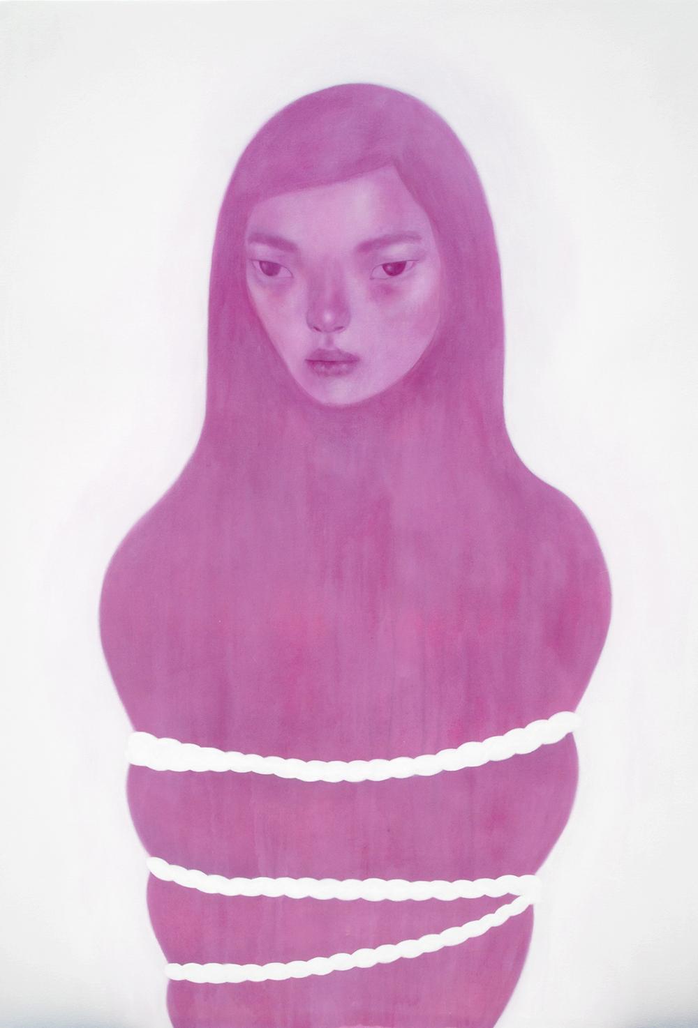 Artwork by Tae Lee, courtesy of BLUEorange Gallery