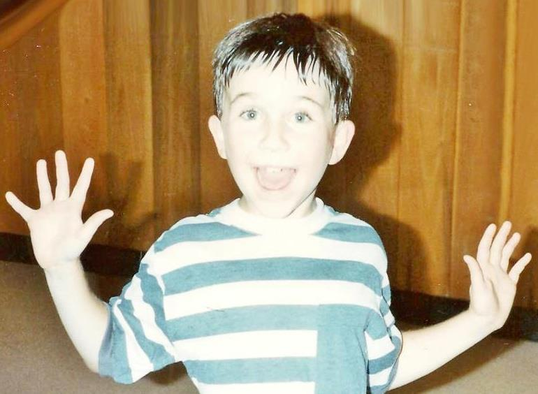 Michael child