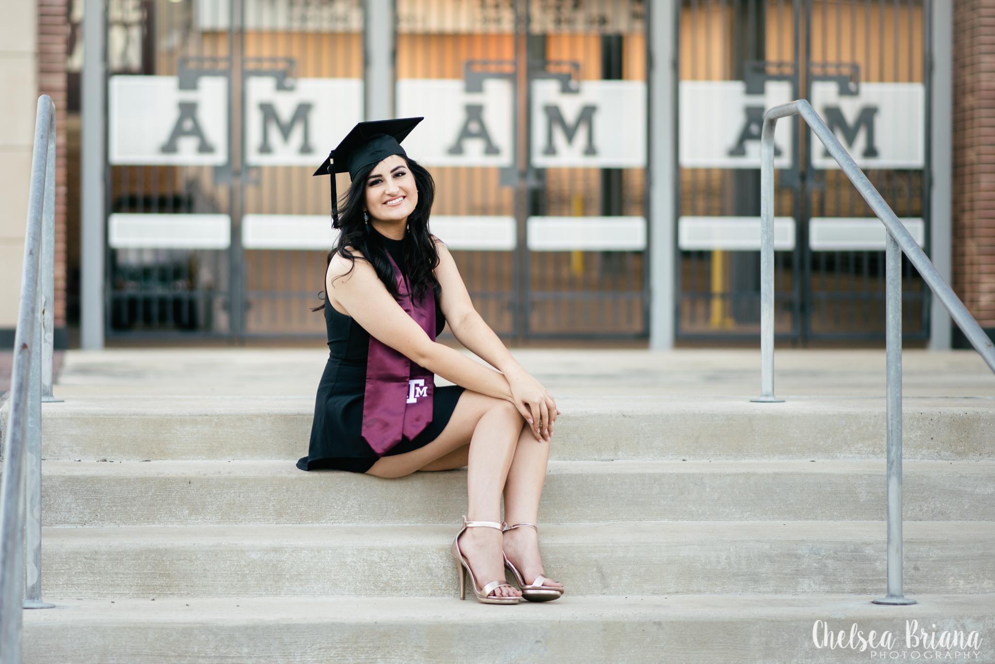 Texas A&M senior