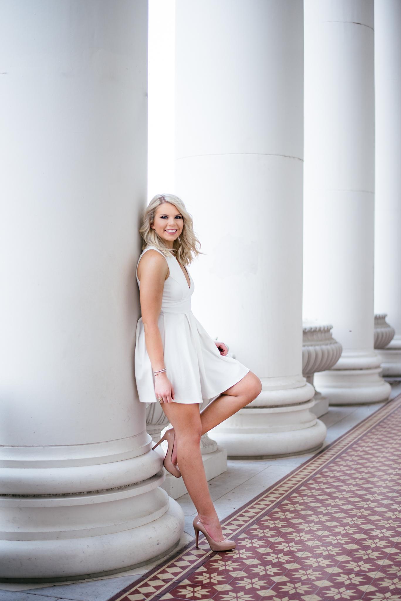 Aggie senior