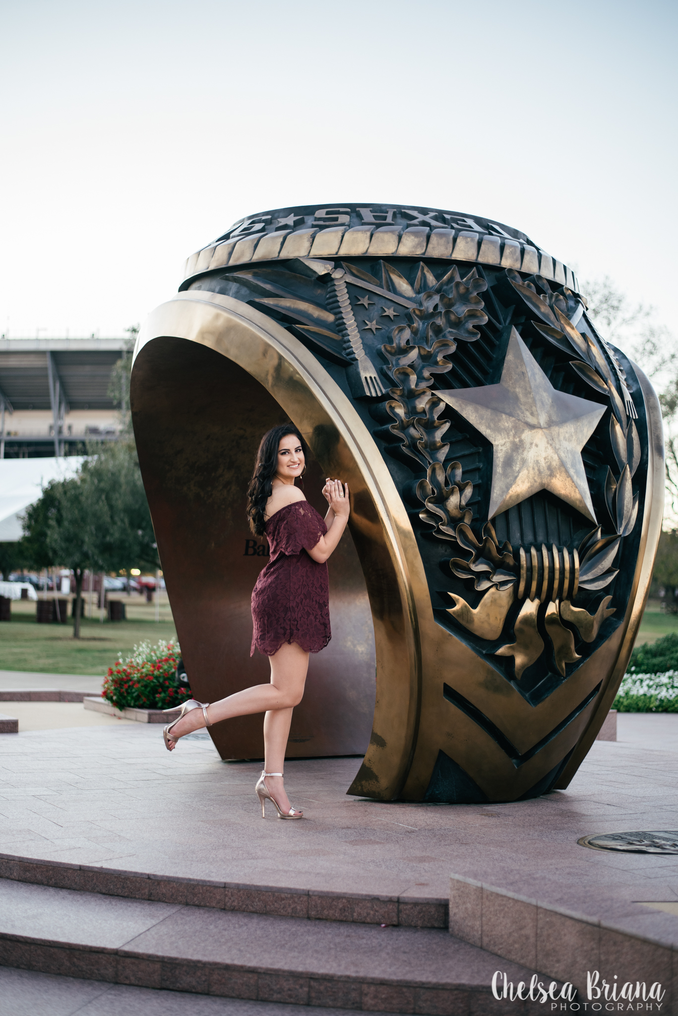 aggie ring day photos