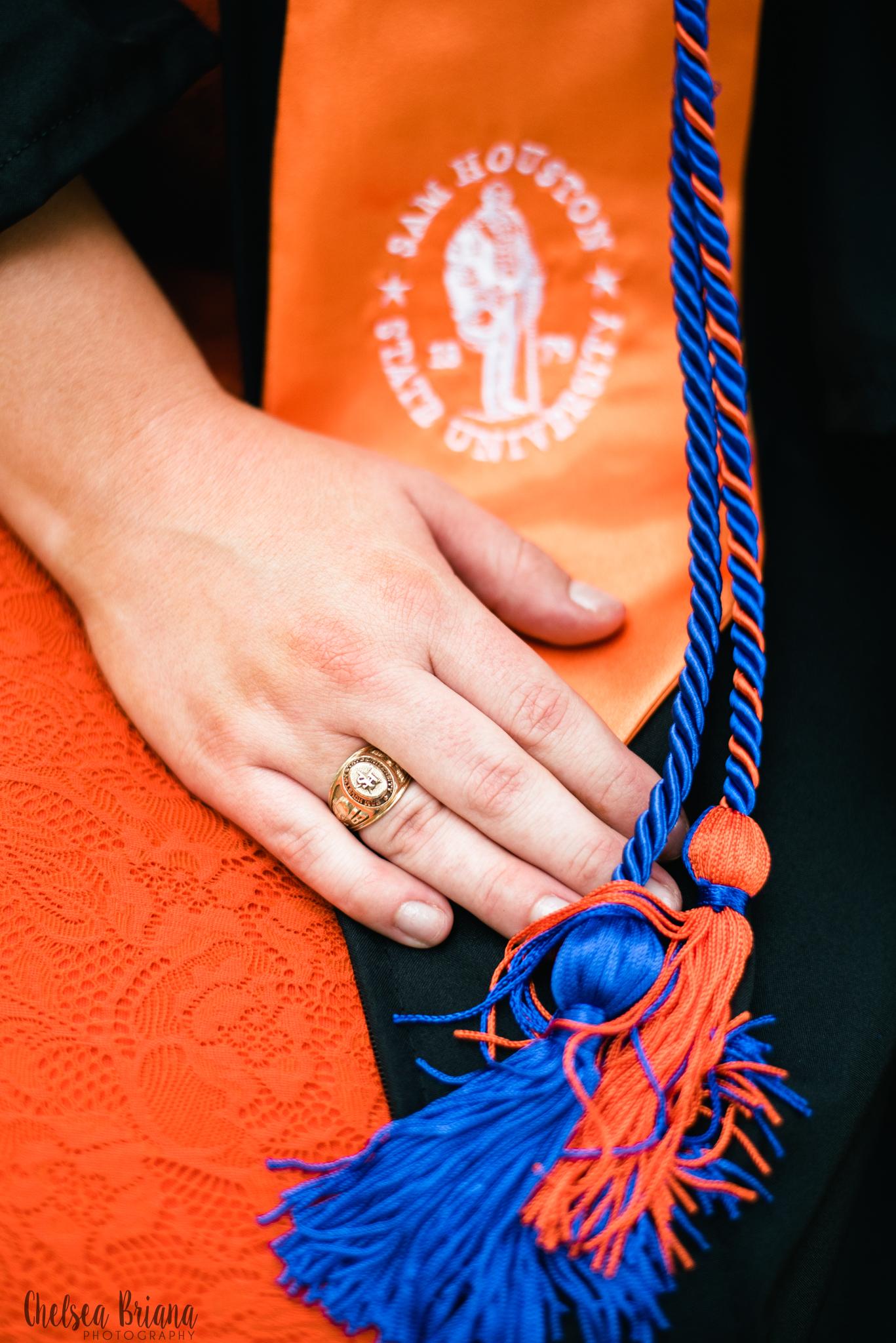 sam houston state university class ring