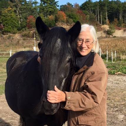Raisburn Lettie II and Judith Bean. Courtesy Judith Bean