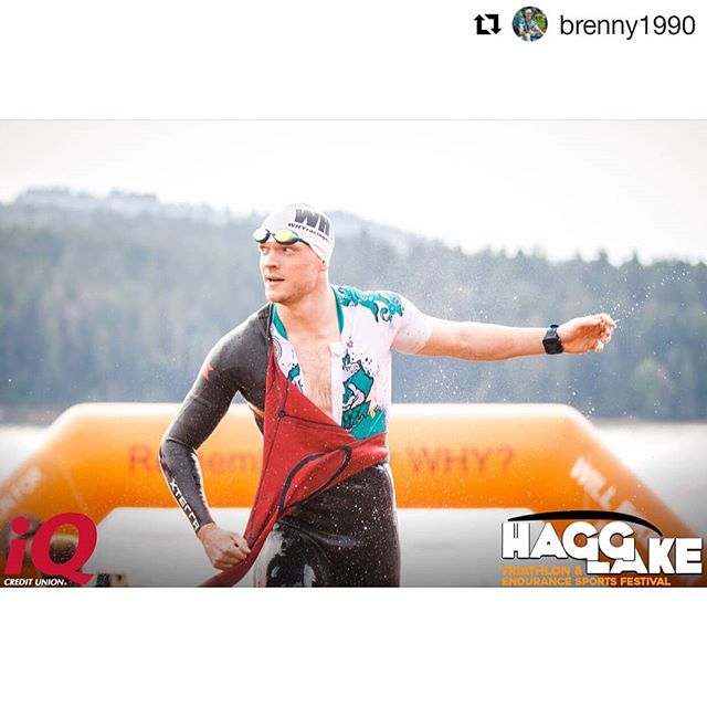 Part time glamour, full time fast. @brenny1990 strikes a pose as he dominates this past weekend 🏊  #fitnessphotography #triathlon #ironman #bluesteel #glamourmodel #realspeed #athlete #openwater #swimbikerun #teamunicornsparkleadventure