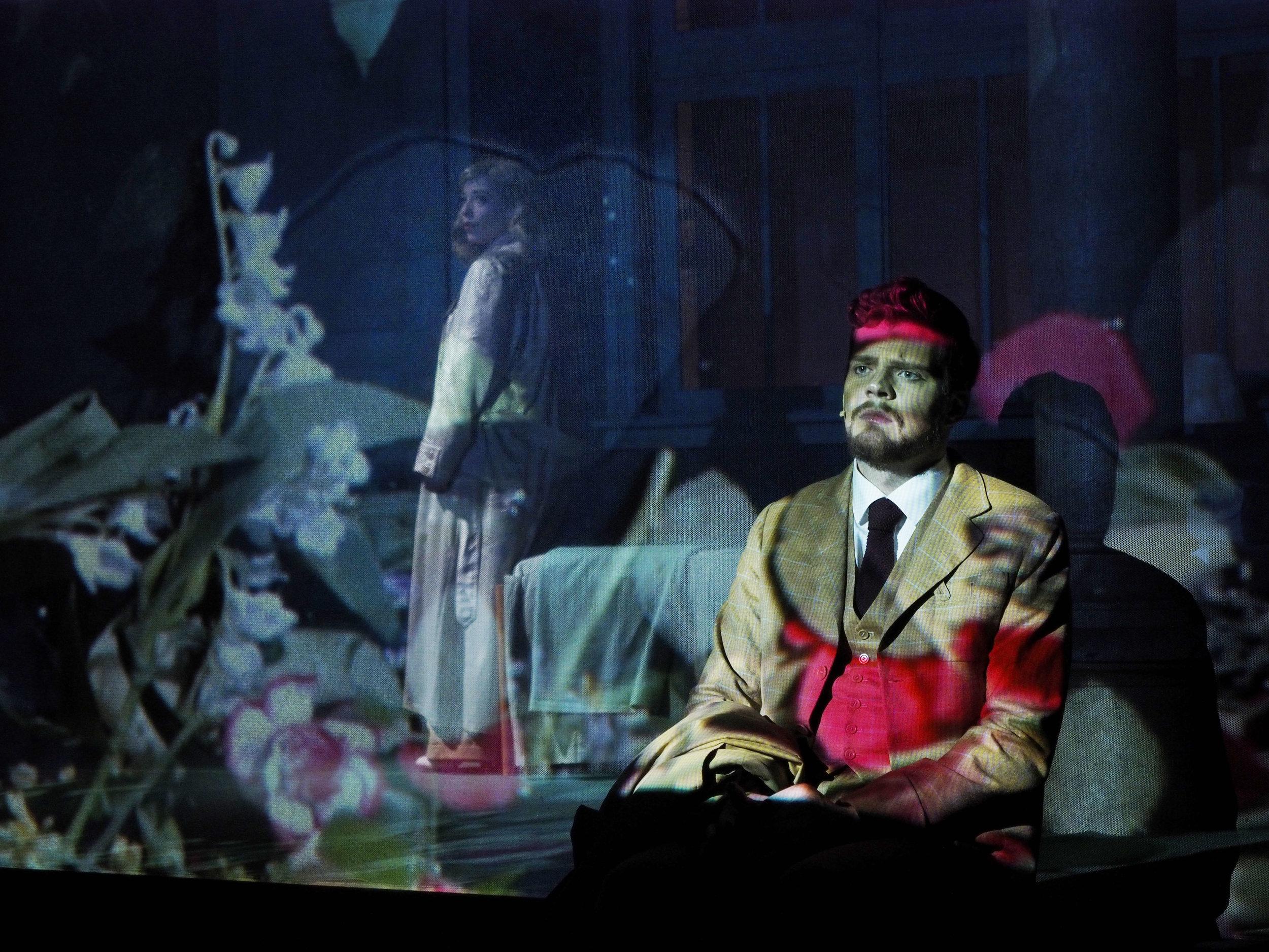 Libretto Juan Lucas  Bühne & Kostüme Diego Rojas Ortiz  Musikalische Leitung Walter Kobéra